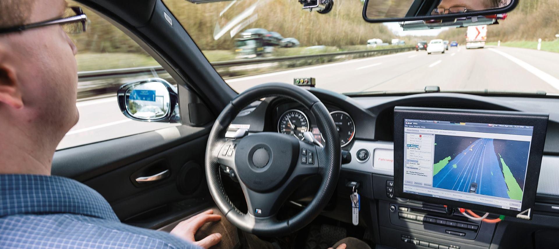 BOSCH CONNECTEDWORLD 2017 Predstavljeno integrirano računalo za automatizirana vozila