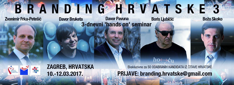 BRANDING HRVATSKE 'Kako brendirati Hrvatsku?'