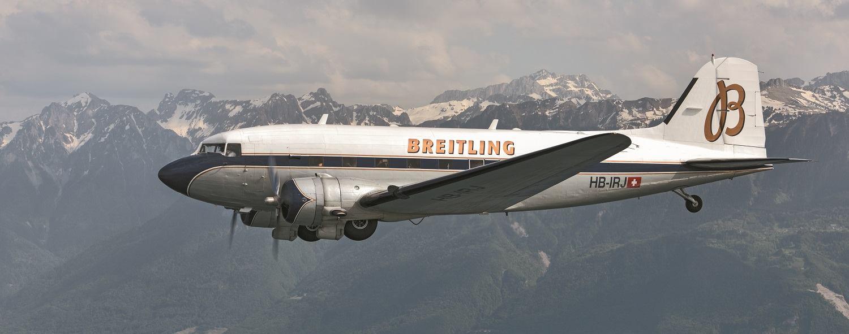 Kultni avion Breitling DC-3 na svom putu oko svijeta kao prvu postaju izabrao Grad Zagreb