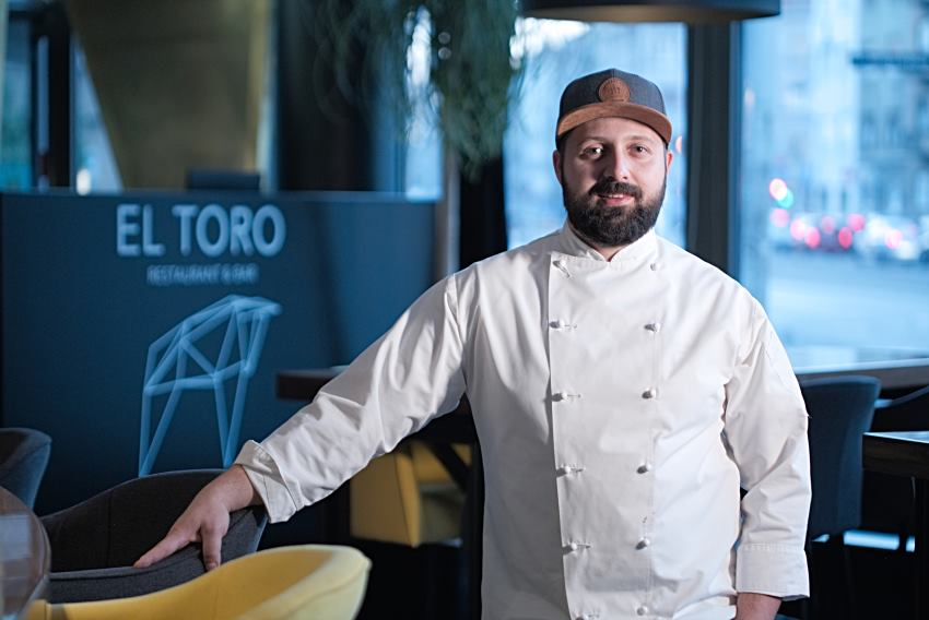 Chef Mario Mihelj