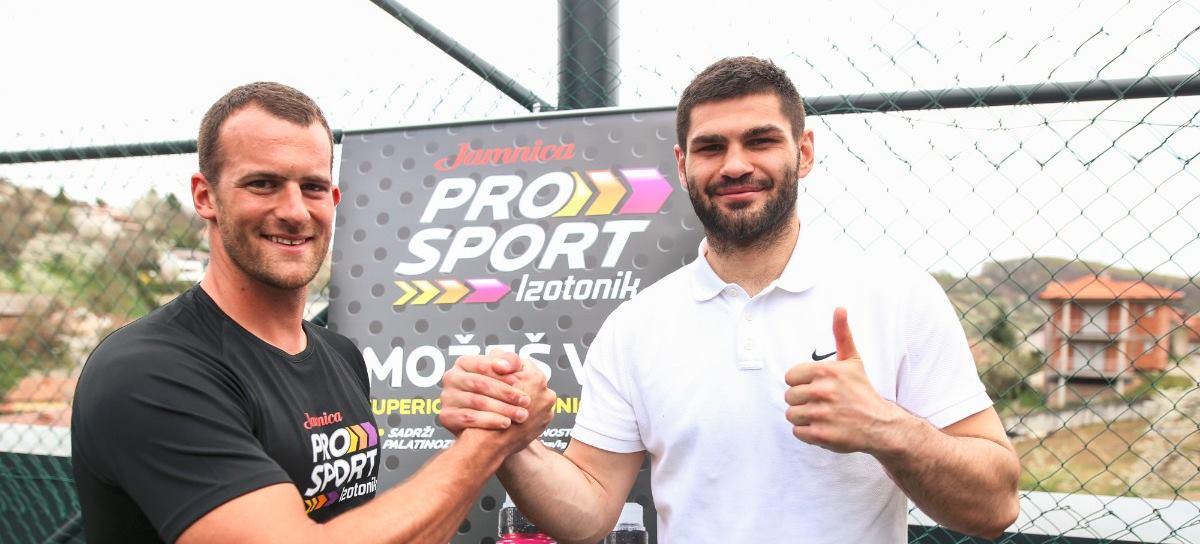 FOTO: JAMNICA PROSPORT Damir Martin odmjerio snage s Filipom Hrgovićem u zanimljivom izazovu