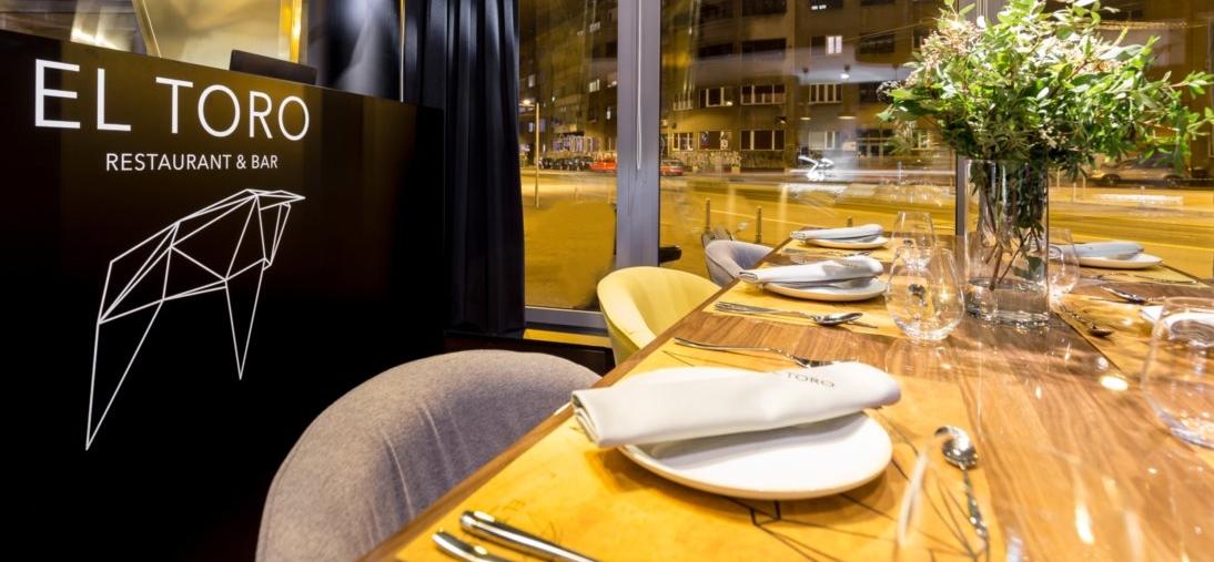 FOTO: EL TORO Predstavljanje menua upravo otvorenog restoran i bara