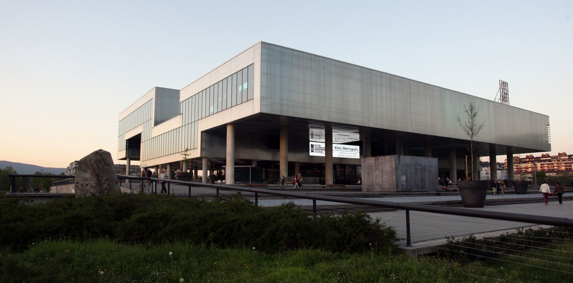 Novosti iz Muzeja suvremene umjetnosti Zagreb