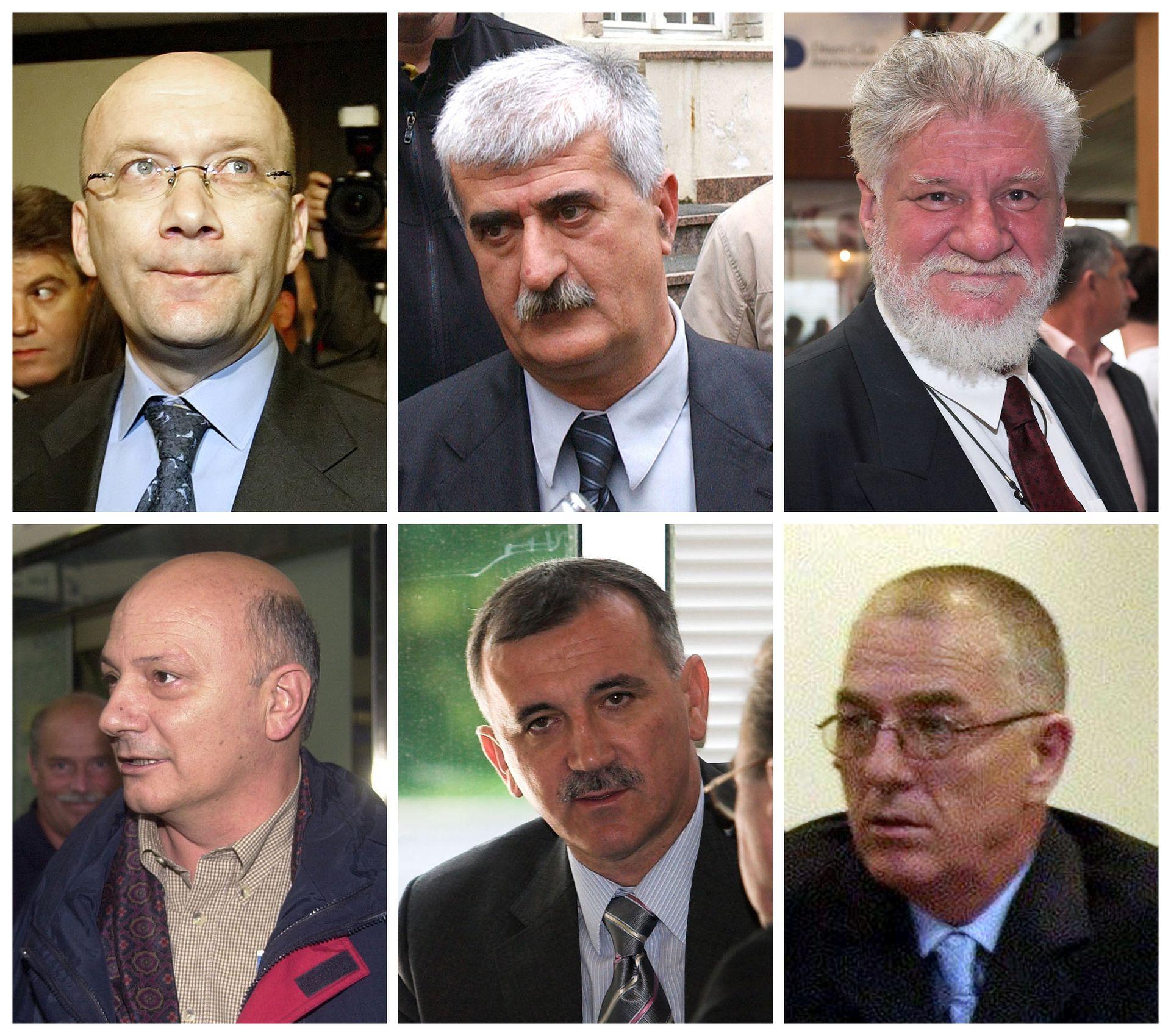 HAAG U ponedjeljak žalbena rasprava u predmetu bosanskohercegovačke šestorke