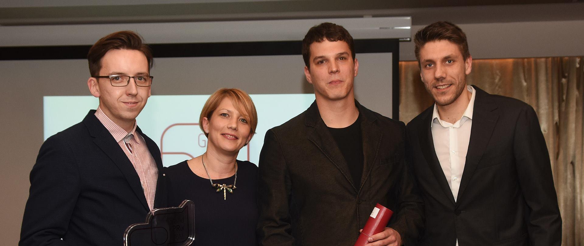 'Dio koji nedostaje' dobitnik HUOJ-eve nagrade Grand PRix za sponzorsku komunikaciju