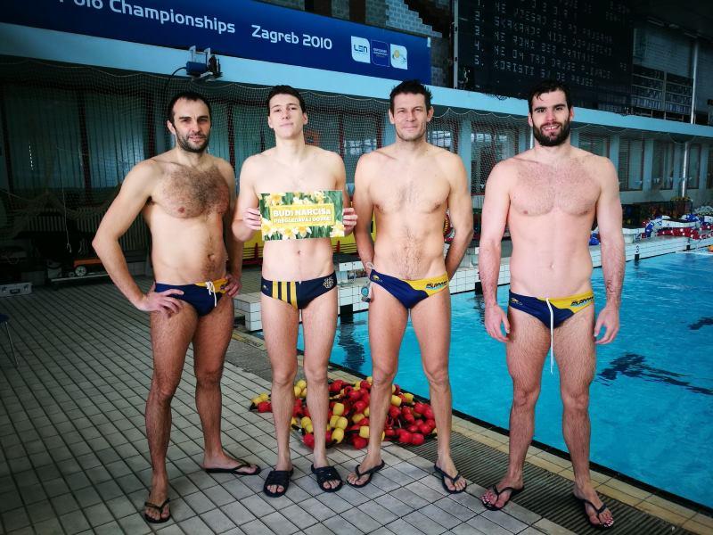 Frano Vican, Luka Bukic, Ivan Milakovic, Andrija Vlahovic (1)