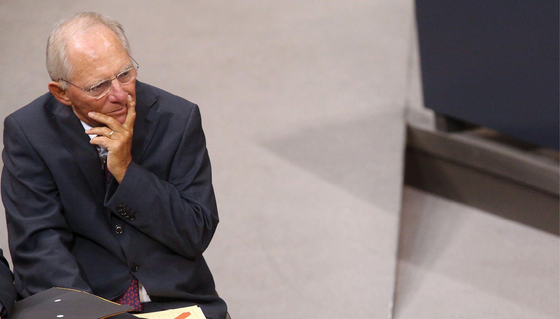 Zašto su iz Atene njemačkom ministru financija Schäubleu stigle opasne pošiljke
