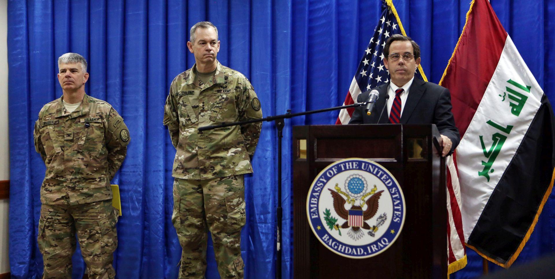 JONES 'Koalicija ubija džihadiste brže nego što ih IS može nadomjestiti'