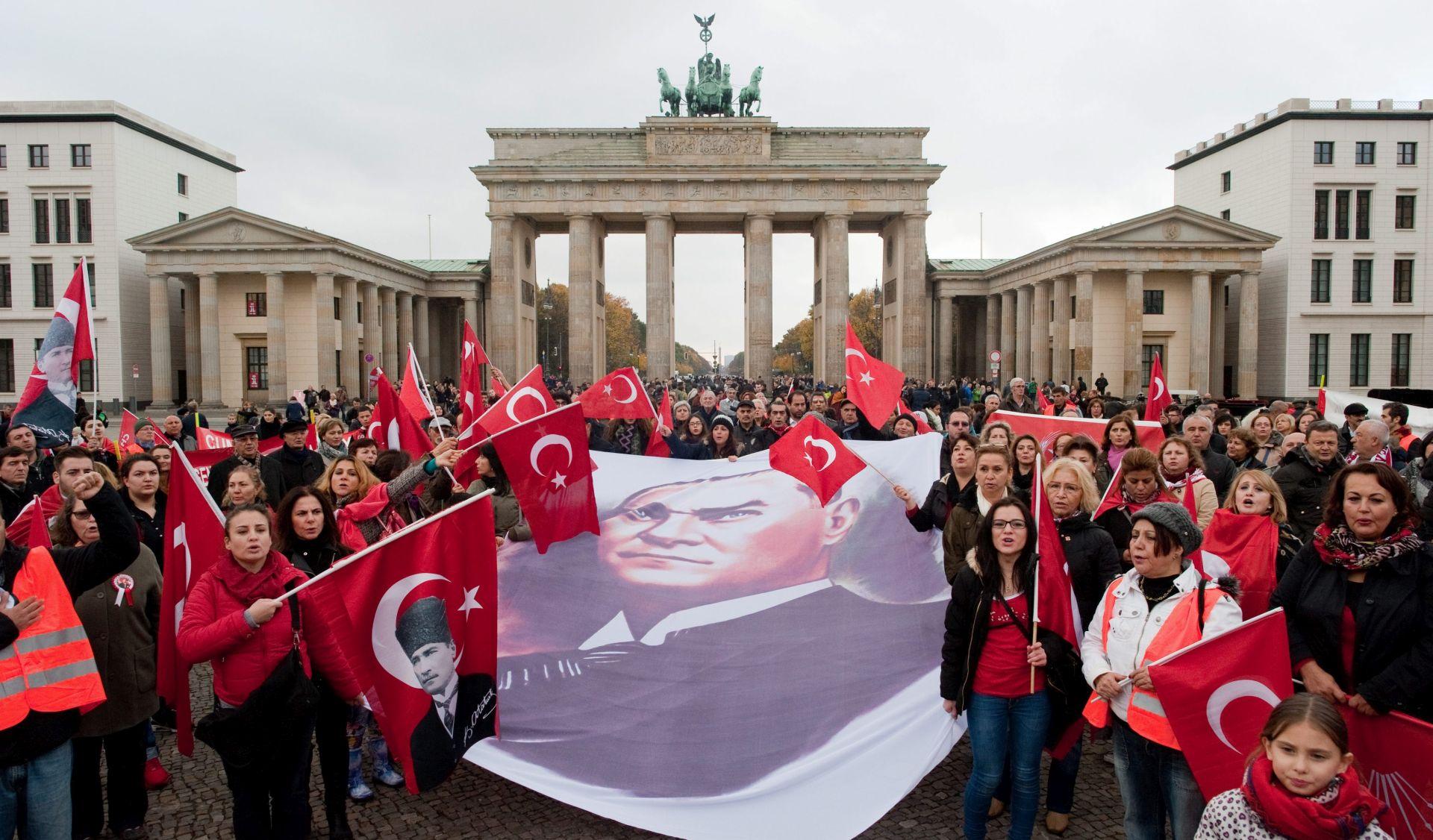 Njemačka istražuje moguće turske špijunaže na svome tlu