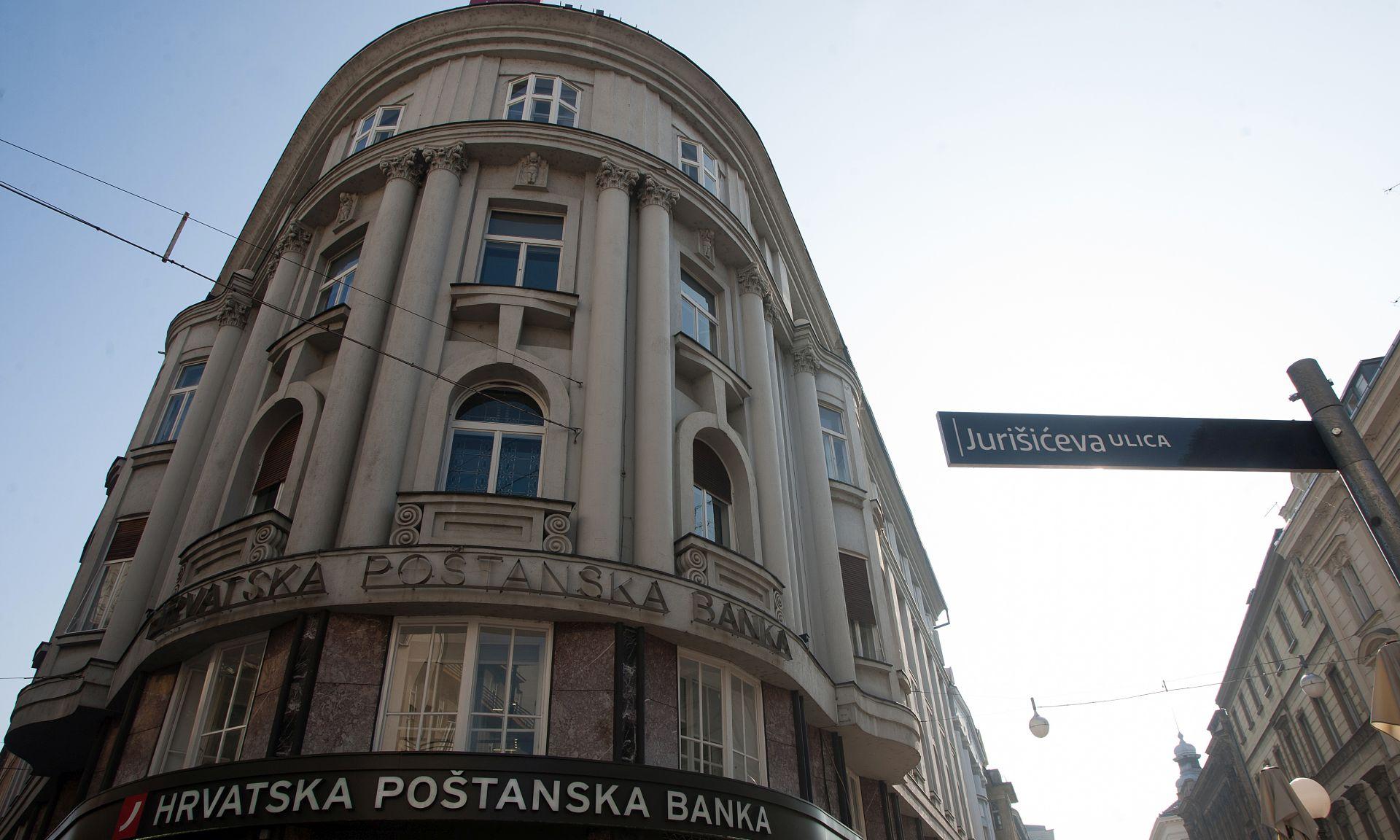 Hrvatska poštanska banka kupila Jadransku banku
