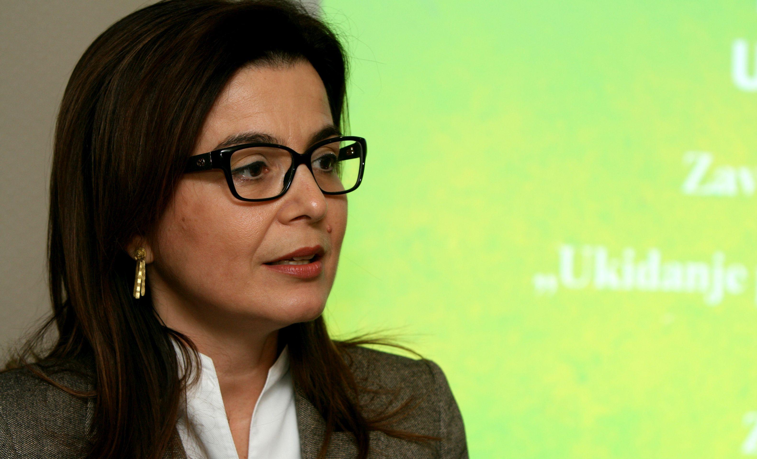 Vlada na zatvorenoj sjednici razrješila pomoćnicu ministra zaštite okoliša i prirode Mariju Šćulac Domac