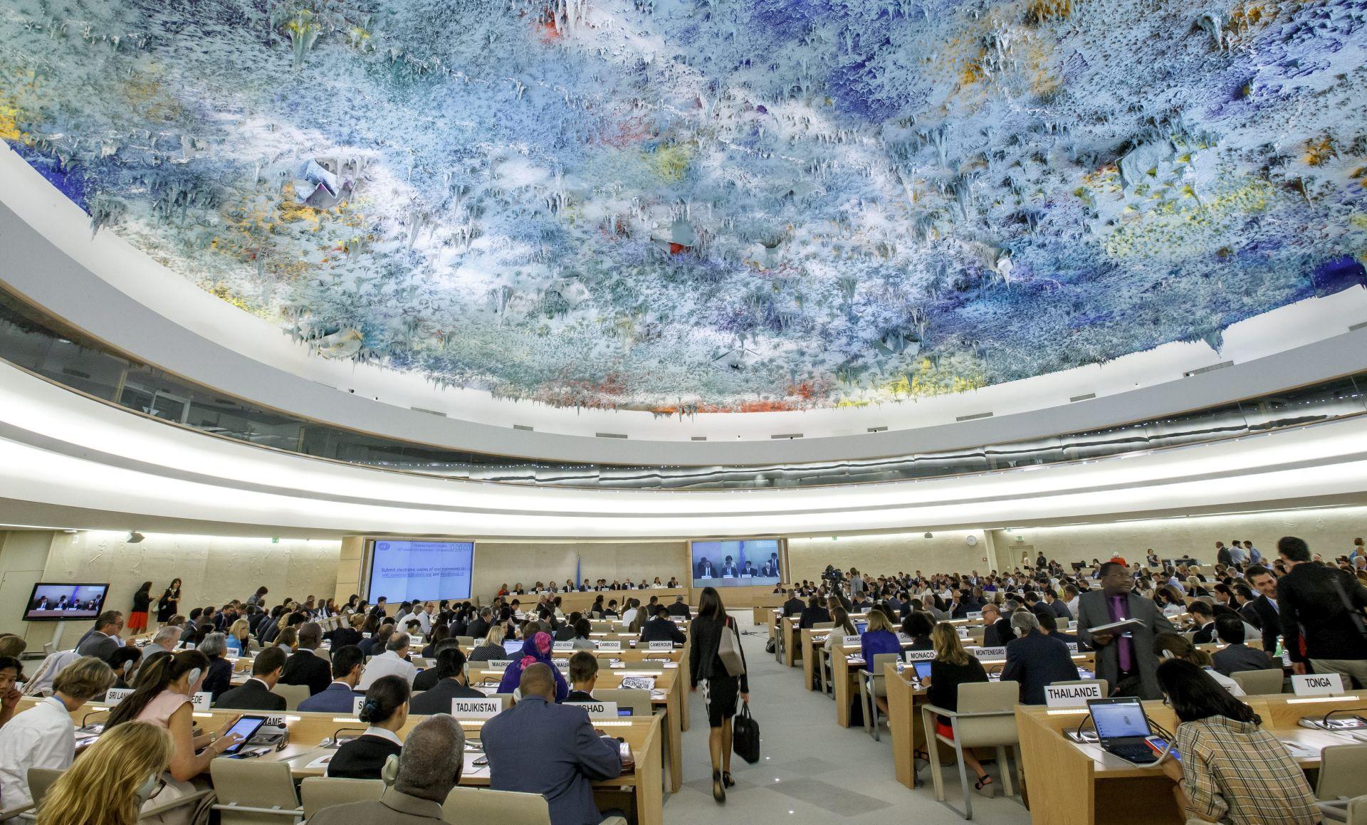 STATE DEPARTMENT Ljudska prava smanjuju se diljem svijeta