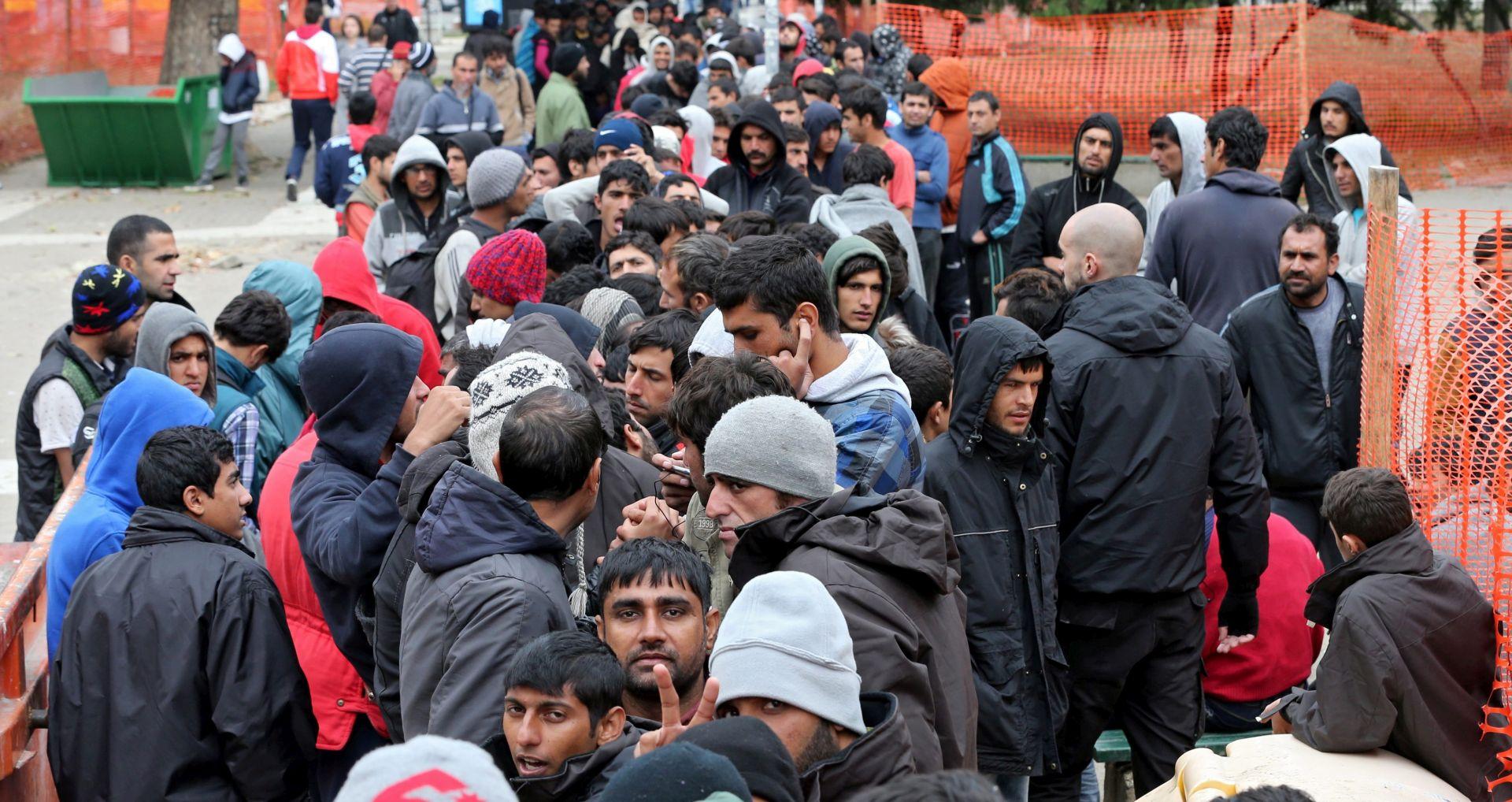 Štrajk glađu u mađarskome izbjegličkom centru