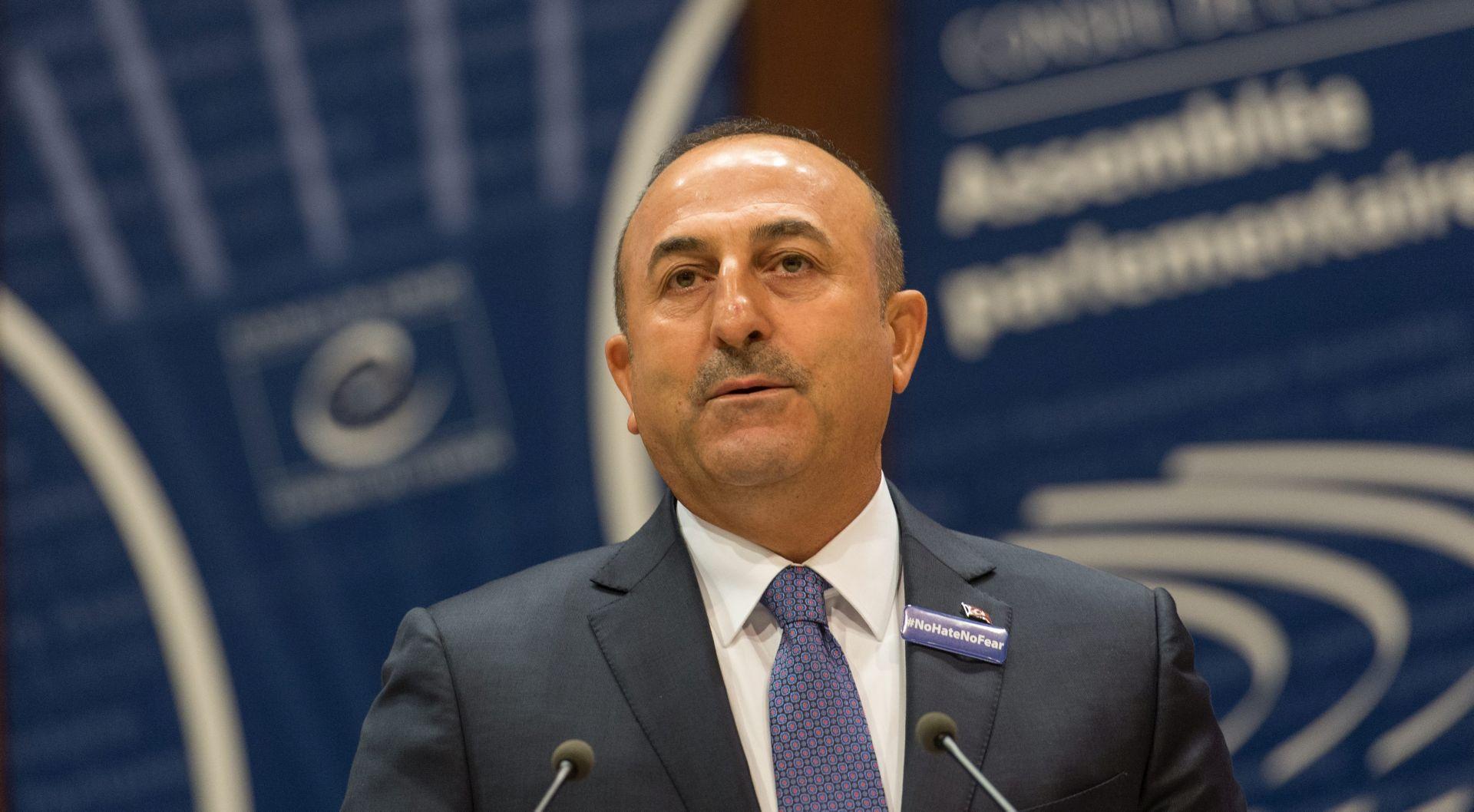 Turski ministar rekao da će raditi na poboljšanju odnosa s Njemačkom