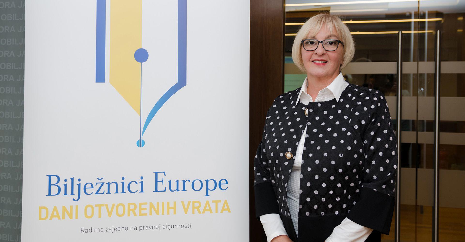 JAVNOBILJEŽNIČKA KOMORA 'Posljedice nedavnih presuda Suda EU se ne odnose na ovrhe u Hrvatskoj'