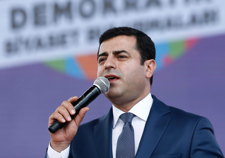 TURSKA Kurdski vođa Demirtas počinje u zatvoru štrajk glađu