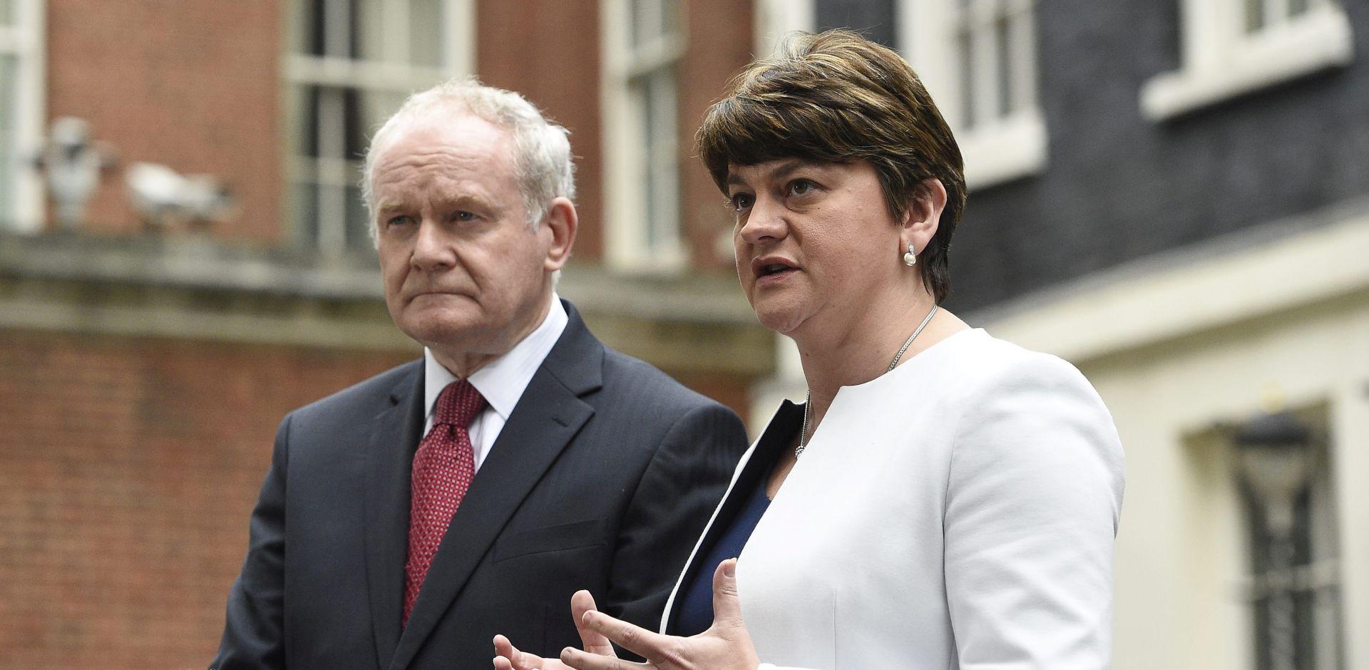 SJEVERNA IRSKA Izbori s političkom krizom i Brexitom u pozadini