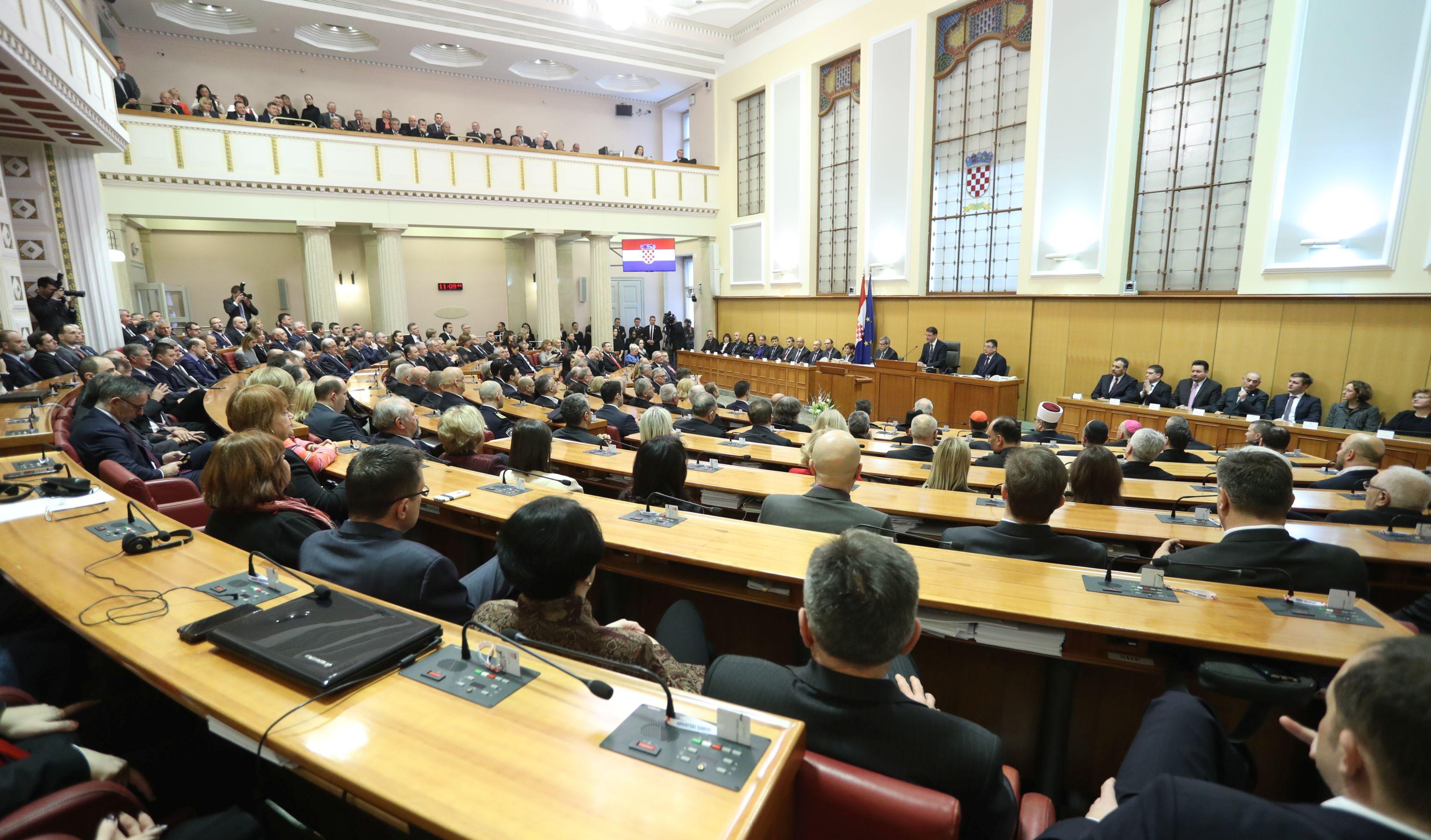 Sabor u četvrtak o izmjenama Zakona o cestama