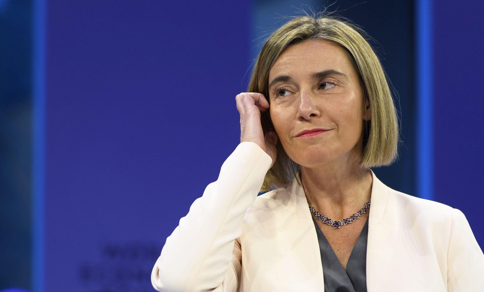 EU ne želi nikakvo vanjsko uplitanje u krizu u Libanonu