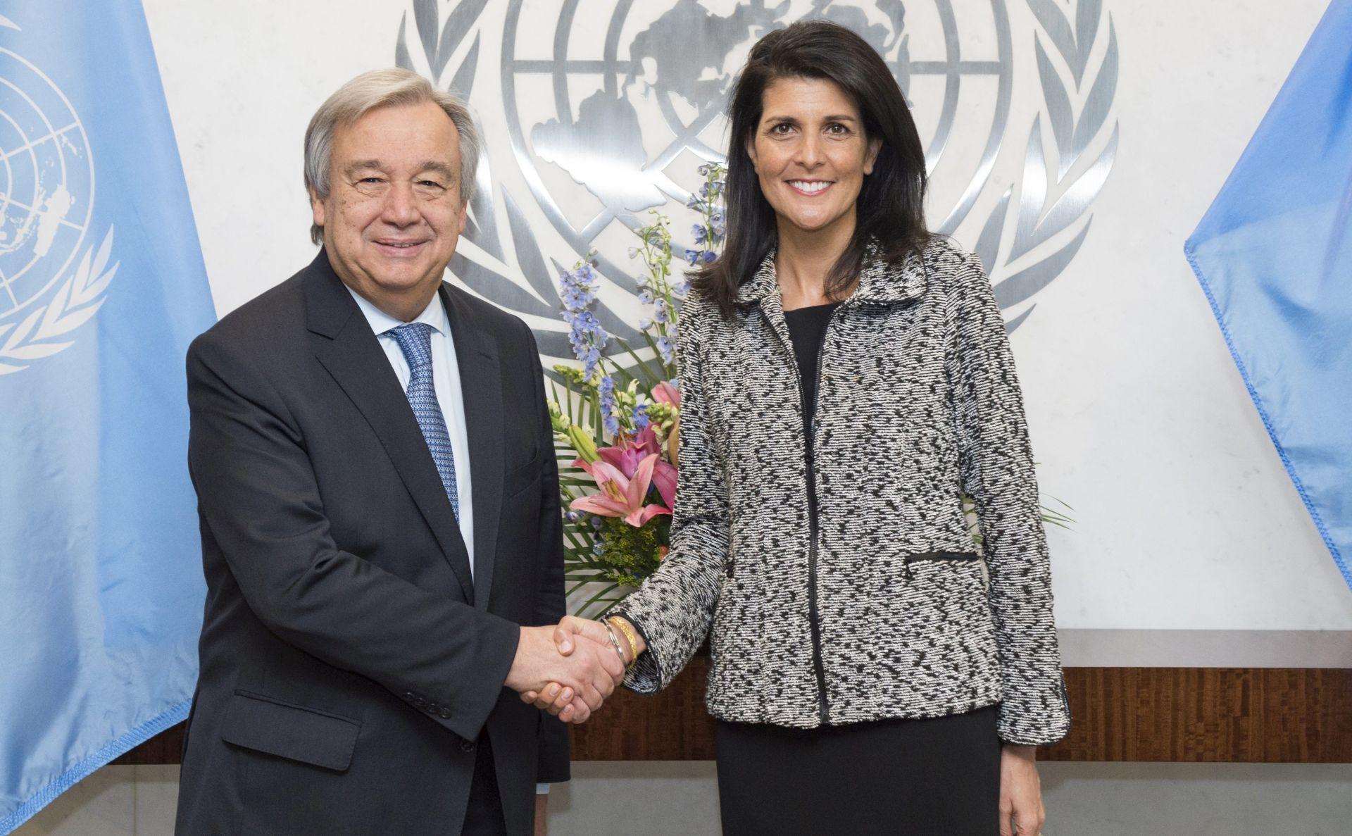 Guterres protiv smanjivanja američkog financiranja UN-a
