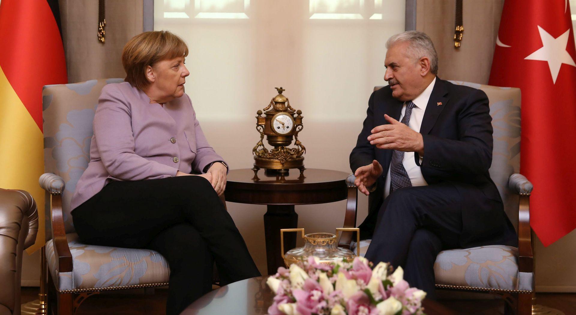 YILDIRIM Turska se nada odnose s Njemačkom vratiti na pravi kolosijek