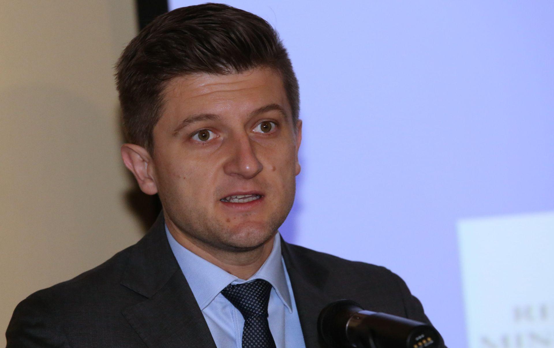Z. MARIĆ Moody'sovo izvješće ohrabrenje da se nastavi s reformama