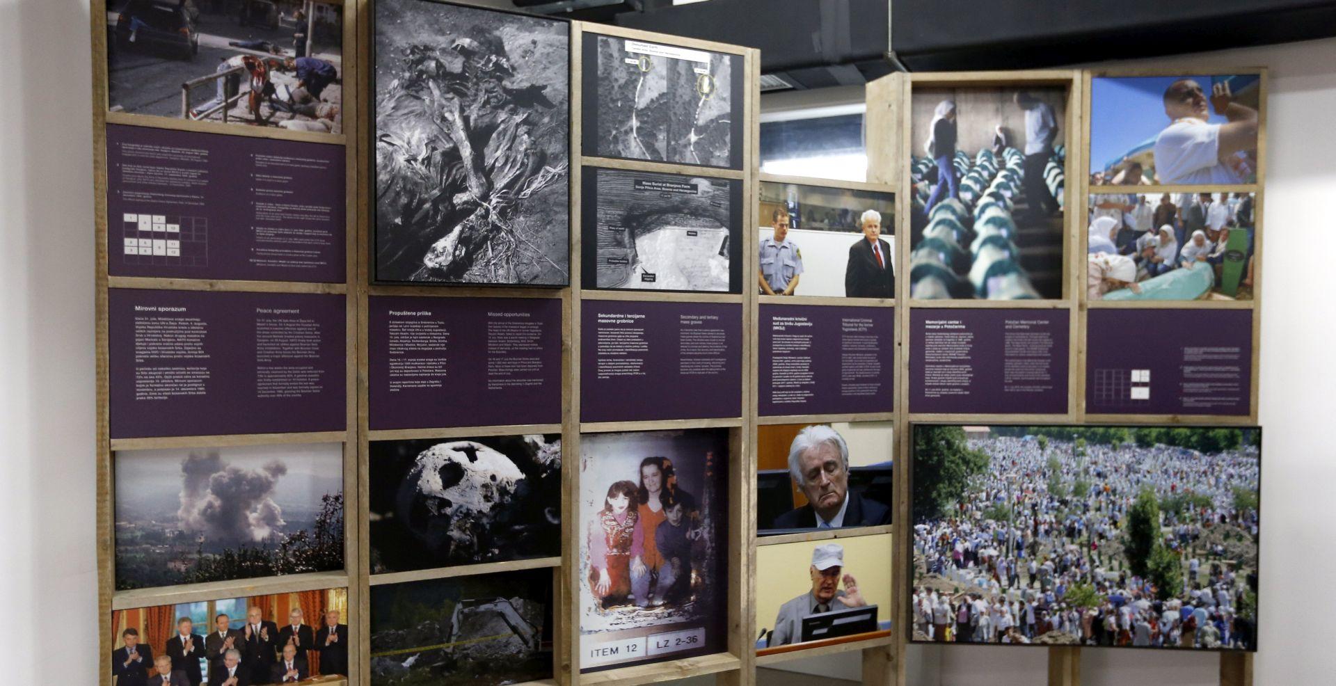 SARAJEVO Na slobodi hrvatski državljanin koji je oštetio spomenik žrtvama genocida