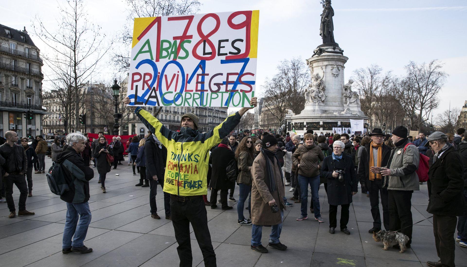 Skandali nisu rijetkost na europskoj političkoj sceni