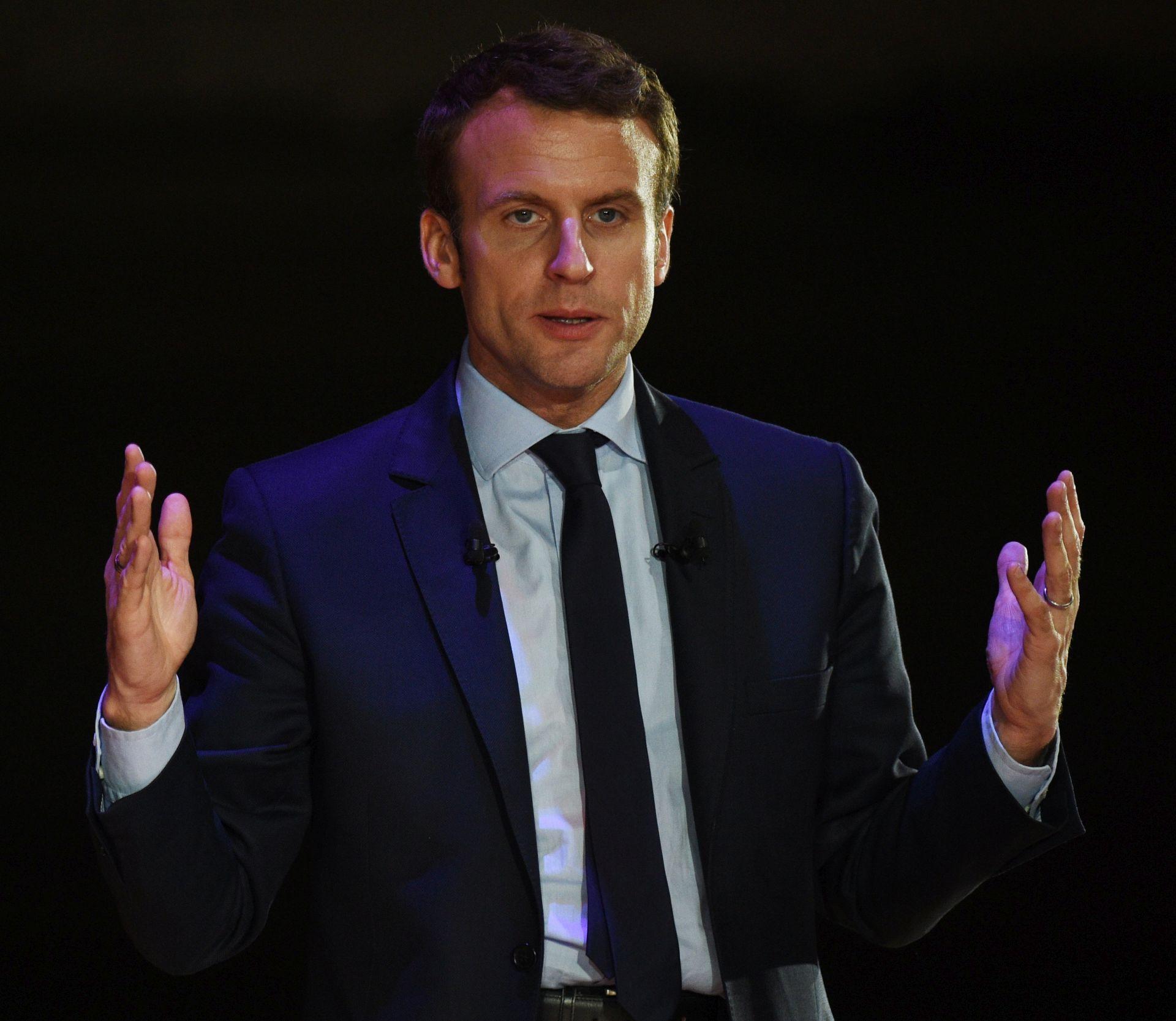 Macron učvrstio status favorita na francuskim predsjedničkim izborima