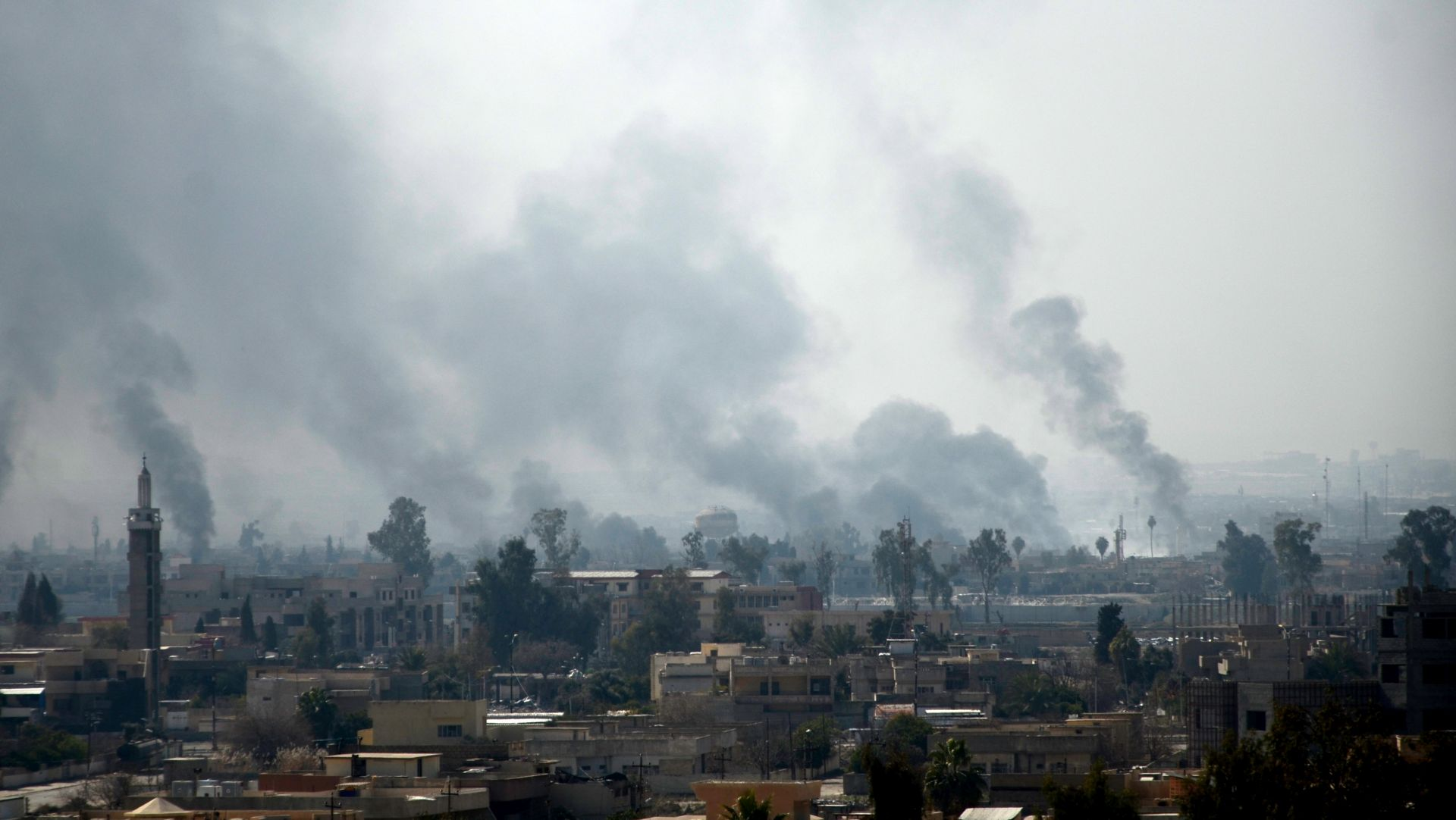 Džihadisti IS-a opkoljeni u zapadnom Mosulu