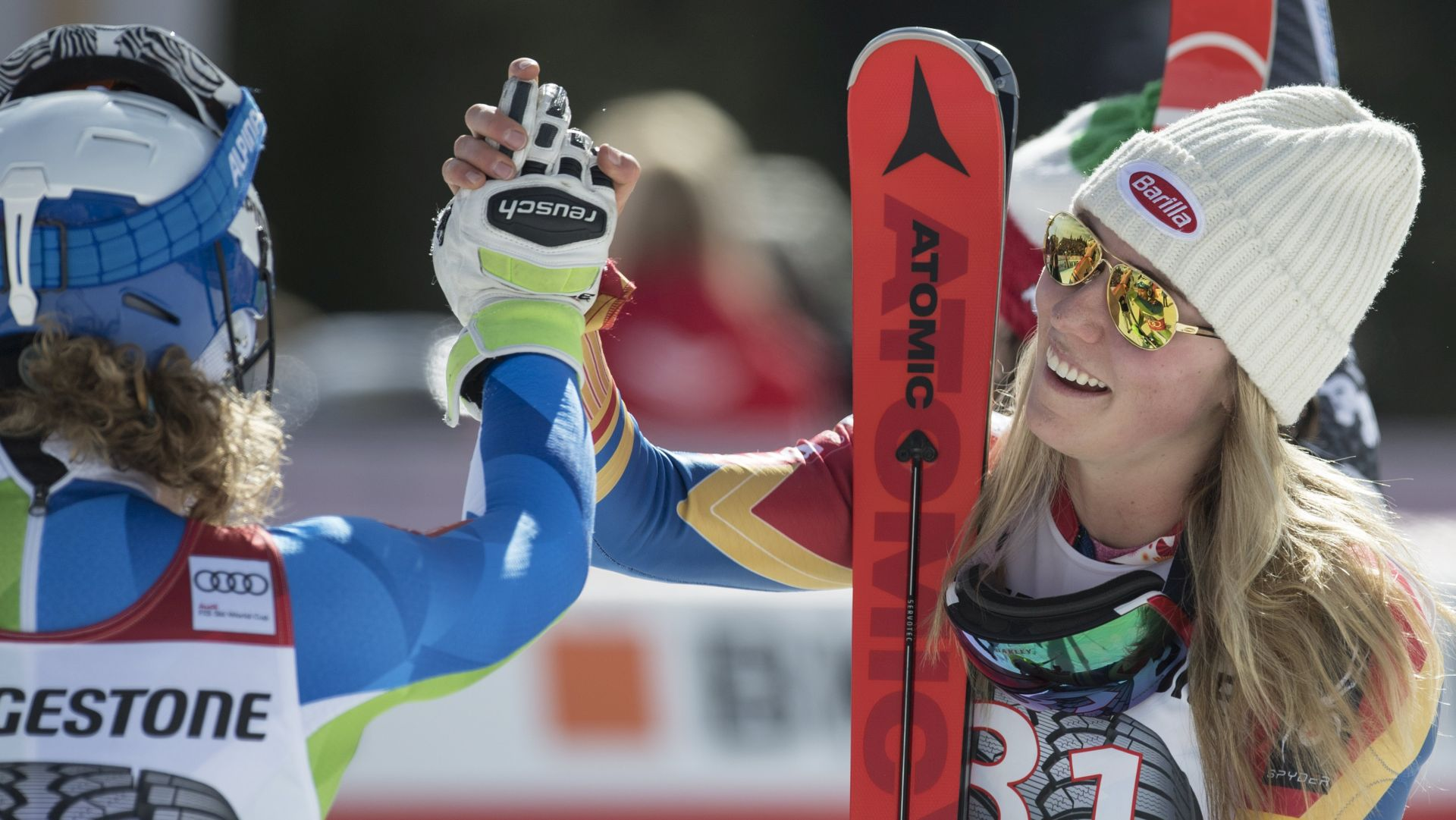 VELESLALOM SQUAW VALLEY Pobjeda Shiffrin