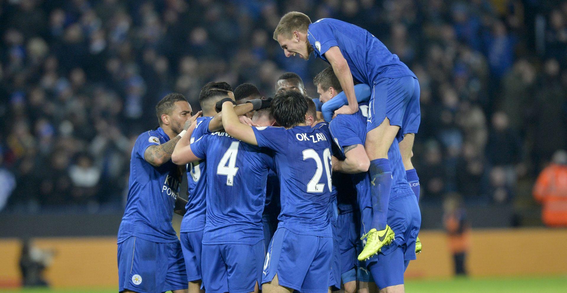 PREMIERLIGA Leicester upisao drugu uzastopnu pobjedu