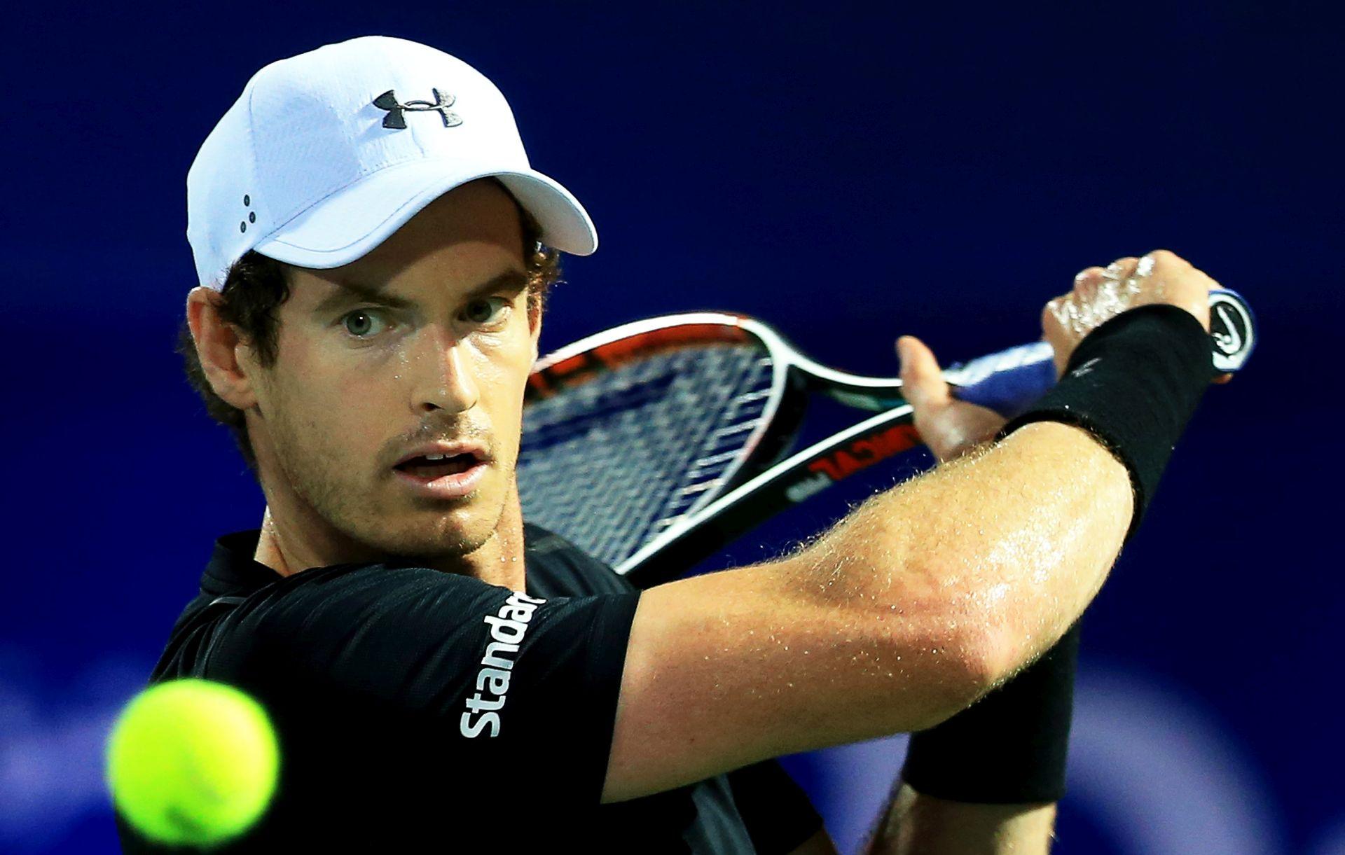 Murray odustao od Brisbanea zbog bolova u kuku