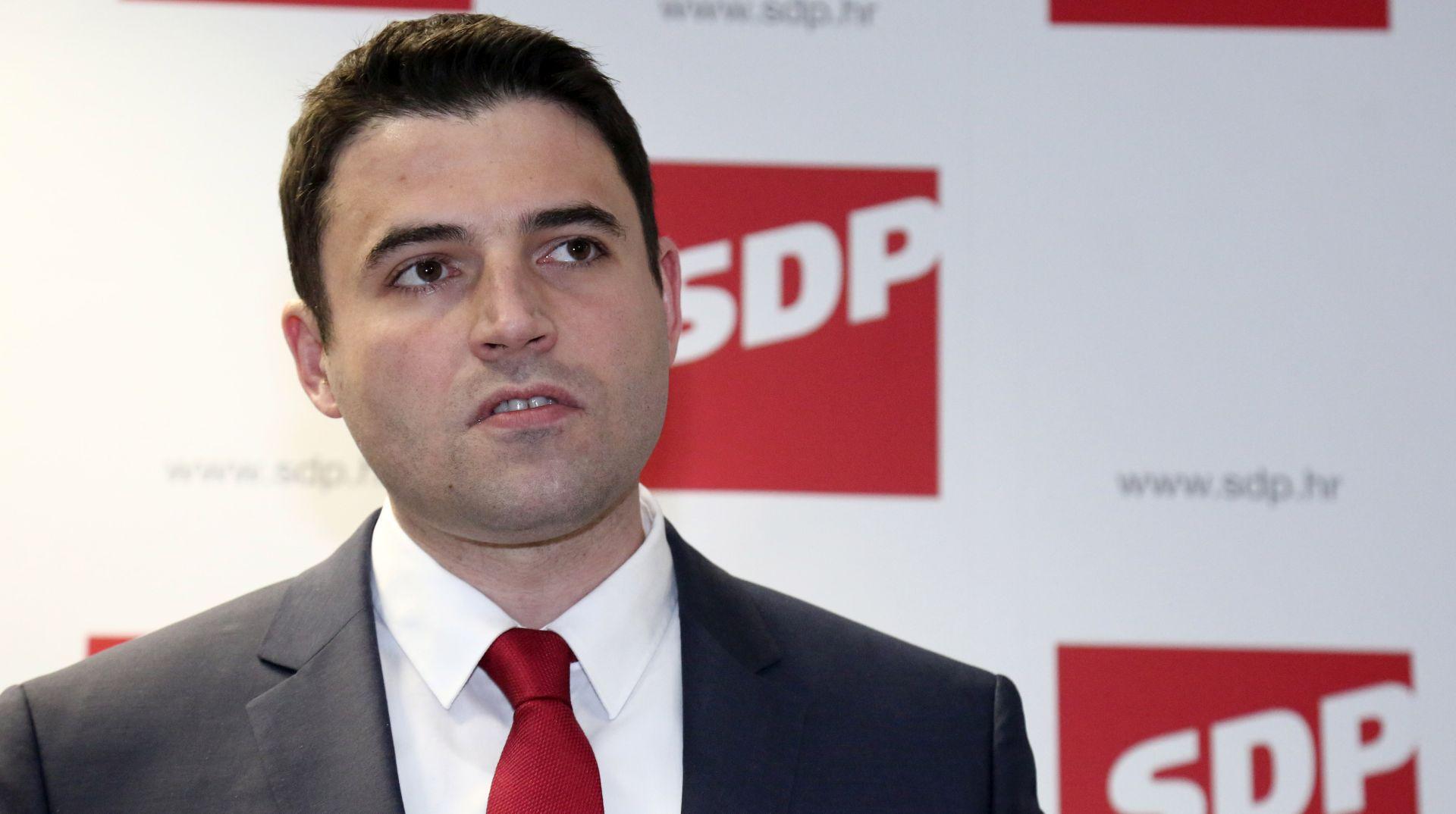 PREDSJEDNIŠTVO SDP-A 'Ozbiljno razmatramo o inicijativi za opoziv ministara Marić i Dalić'