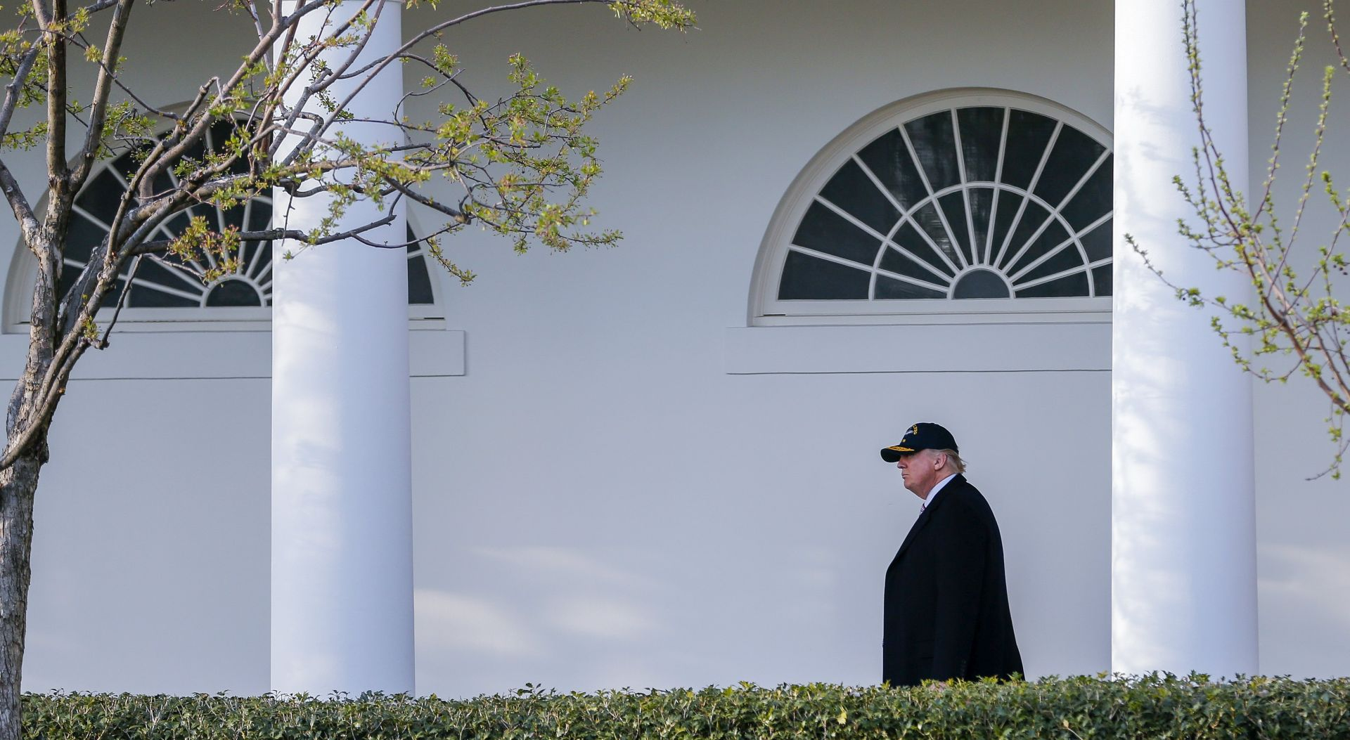 Ostavka savjetnika za unutarnju sigurnost Donalda Trumpa