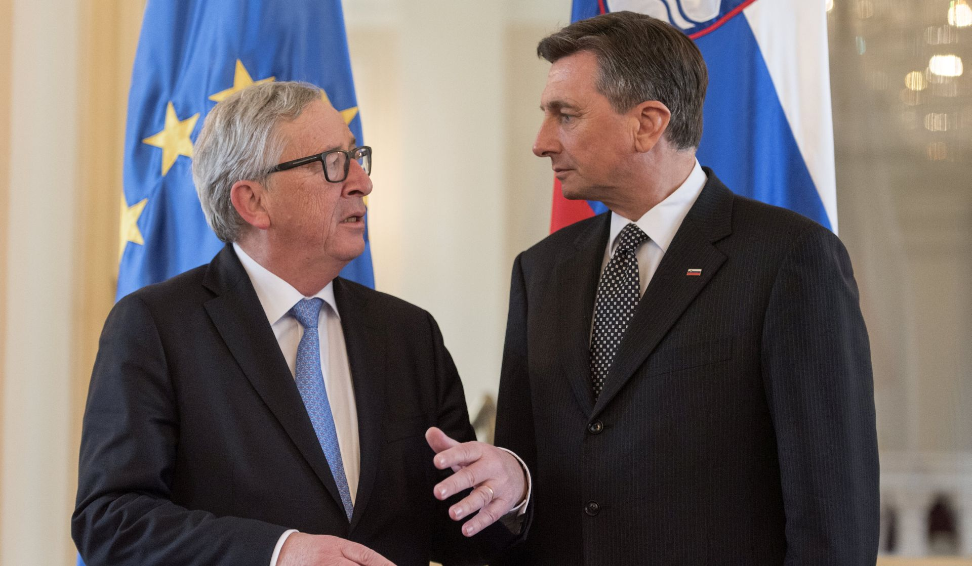 Juncker i Pahor razgovarali o budućnosti EU: Mješavina ponuđenih scenarija, tješnje veze