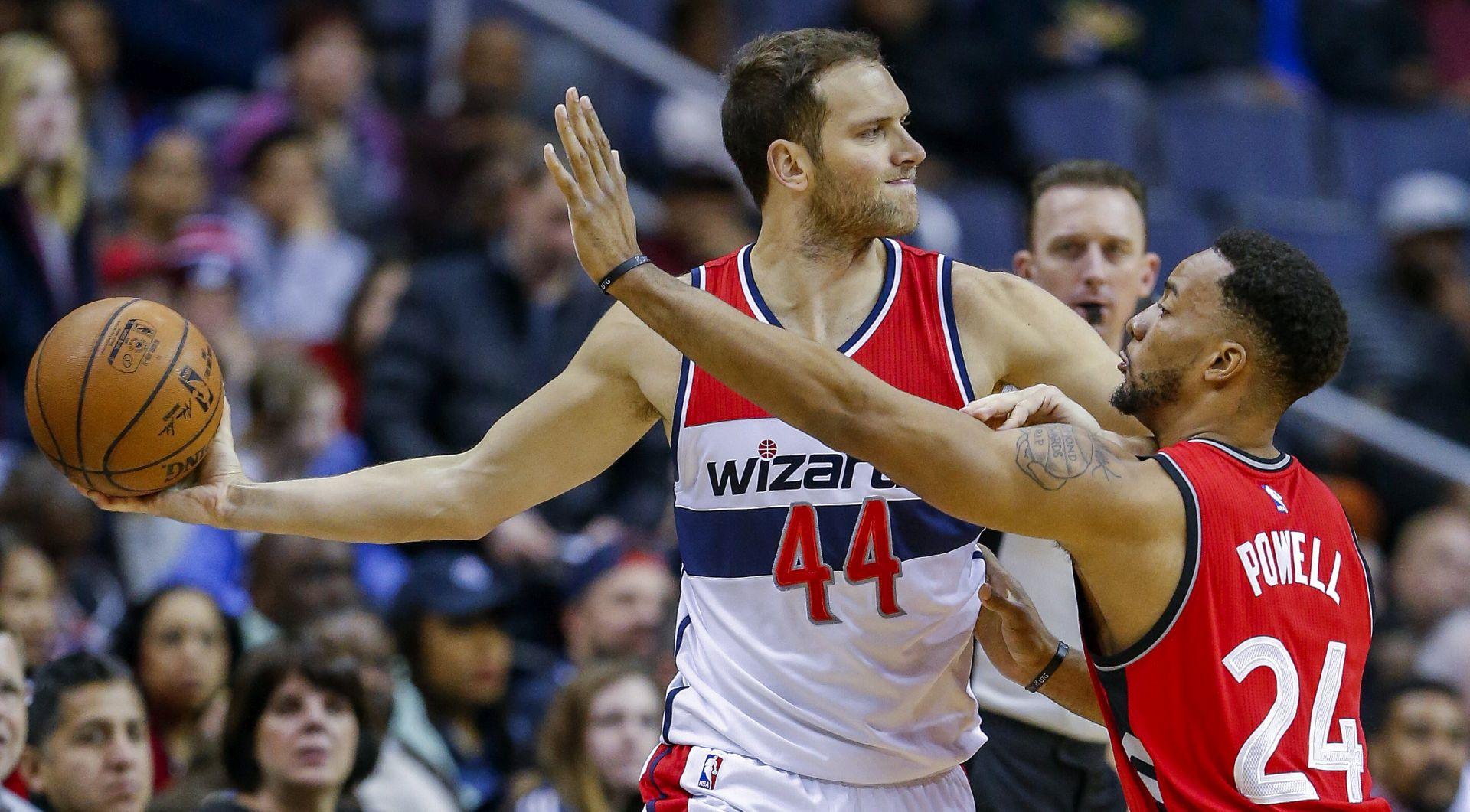 NBA Washington slavio u gostima, poraz Golden Statea kod kuće