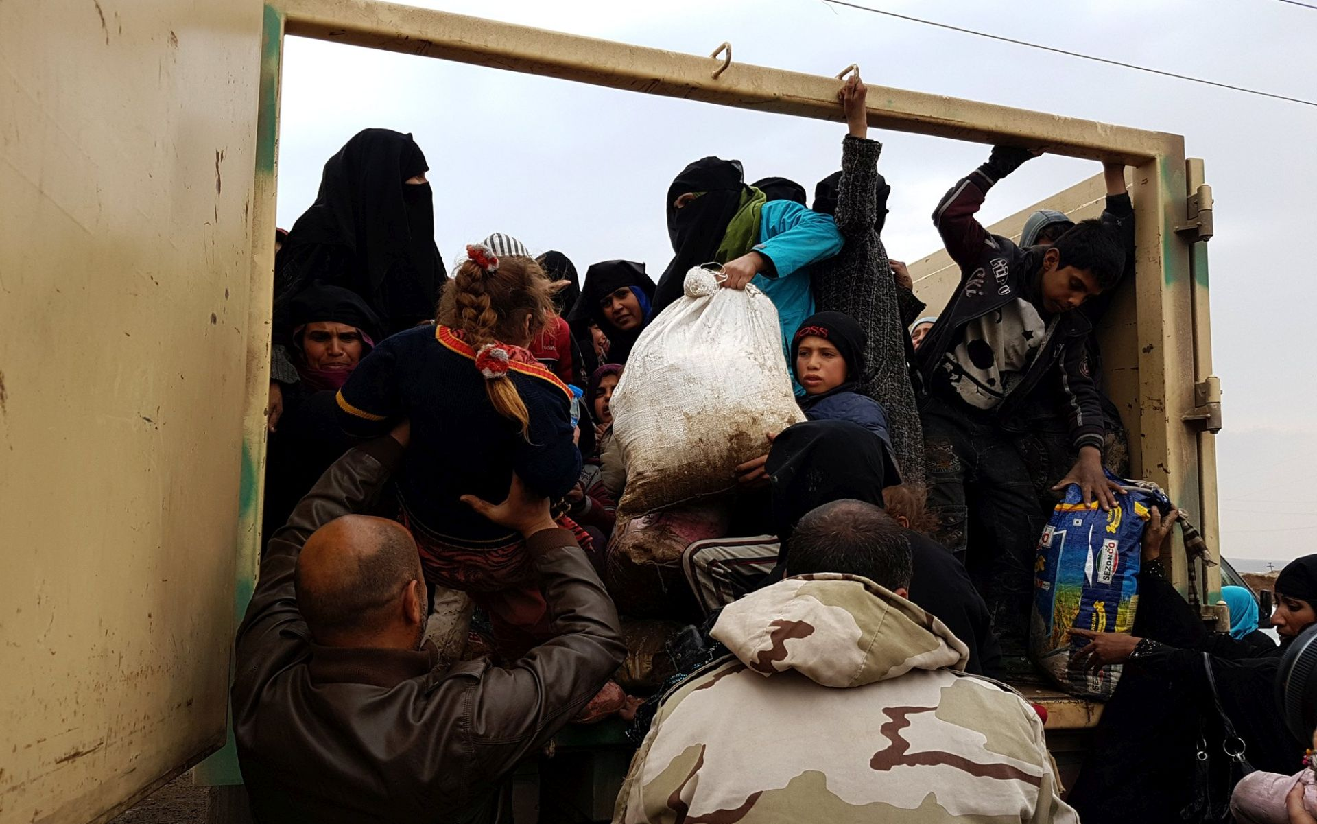 Iračke snage kontroliraju više od trećine zapadnog Mosula