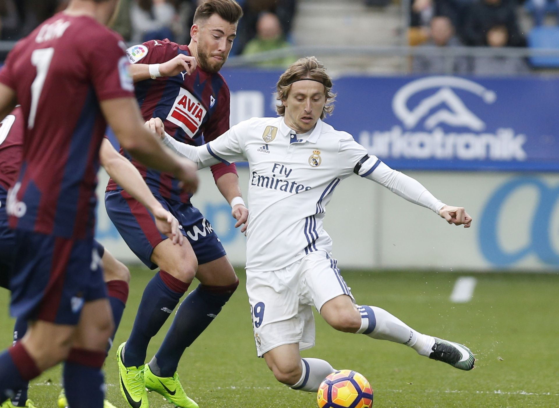 MODRIĆ 'Ponosan sam, dvjesto utakmica za Real Madrid puno mi znači'