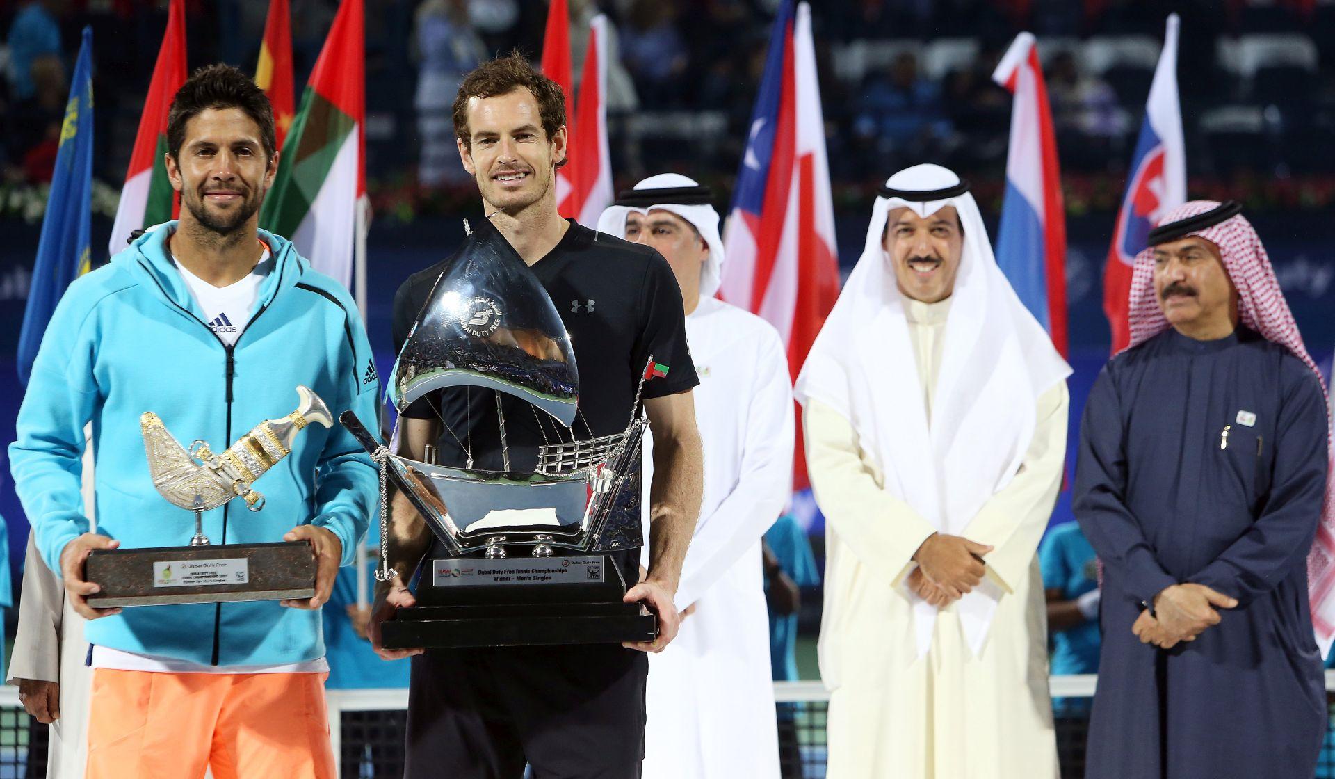 ATP DUBAI Murray osvojio prvi naslov u 2017.