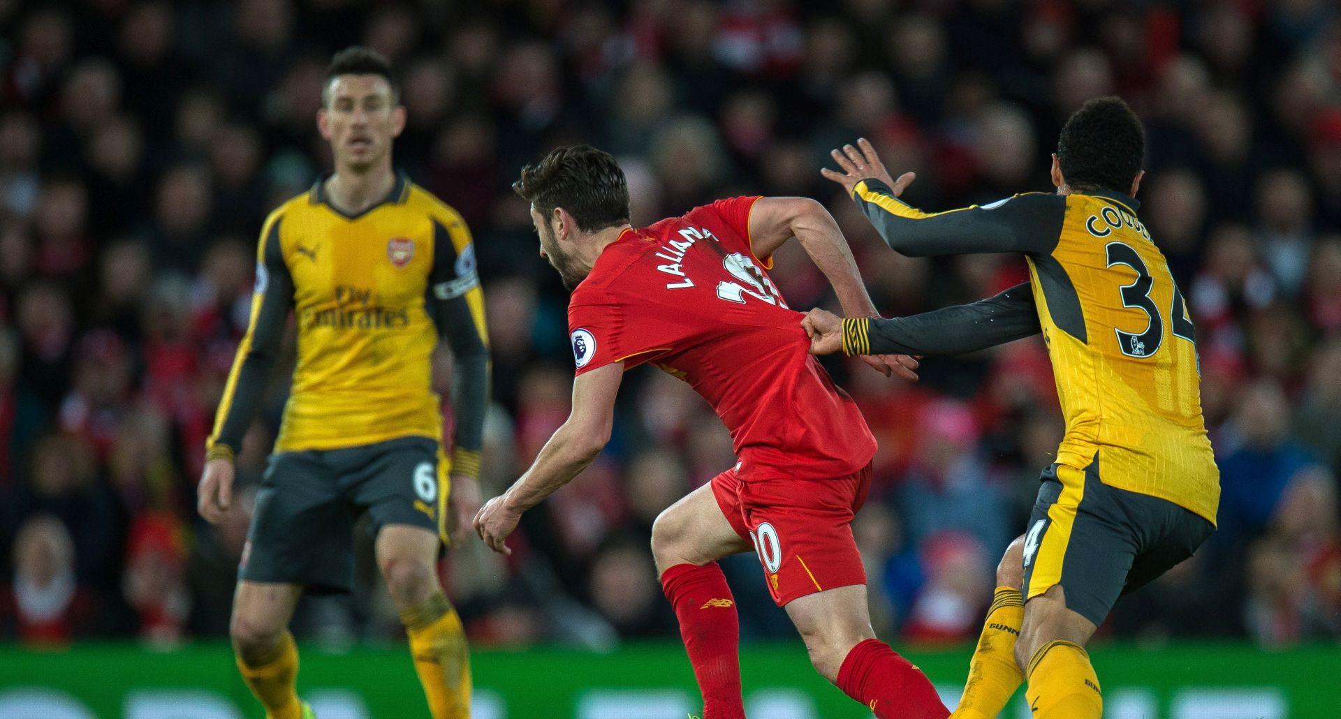 PREMIERLIGA Liverpool na Anfieldu svladao Arsnal