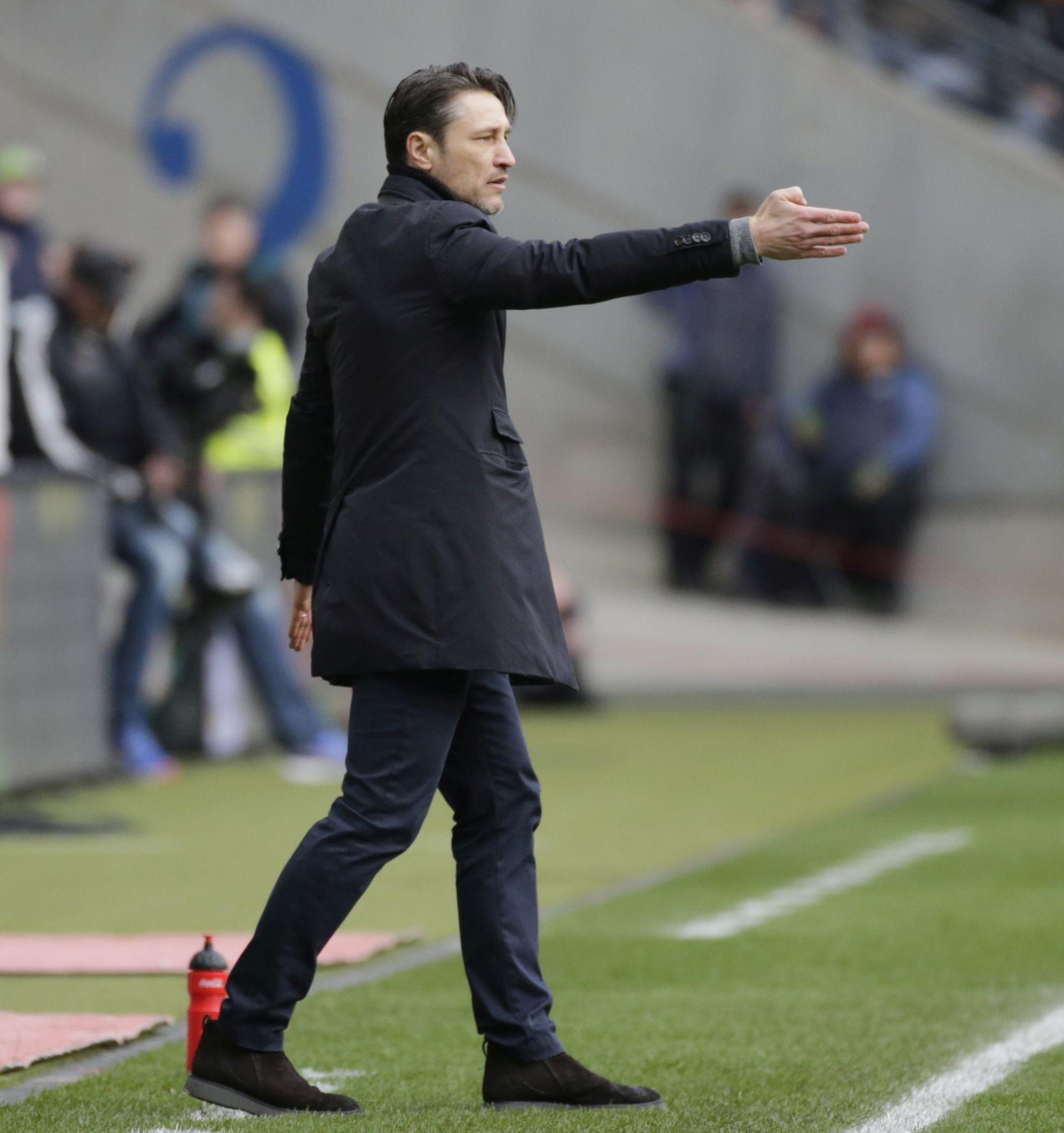 Novi poraz Kovačeva Eintrachta