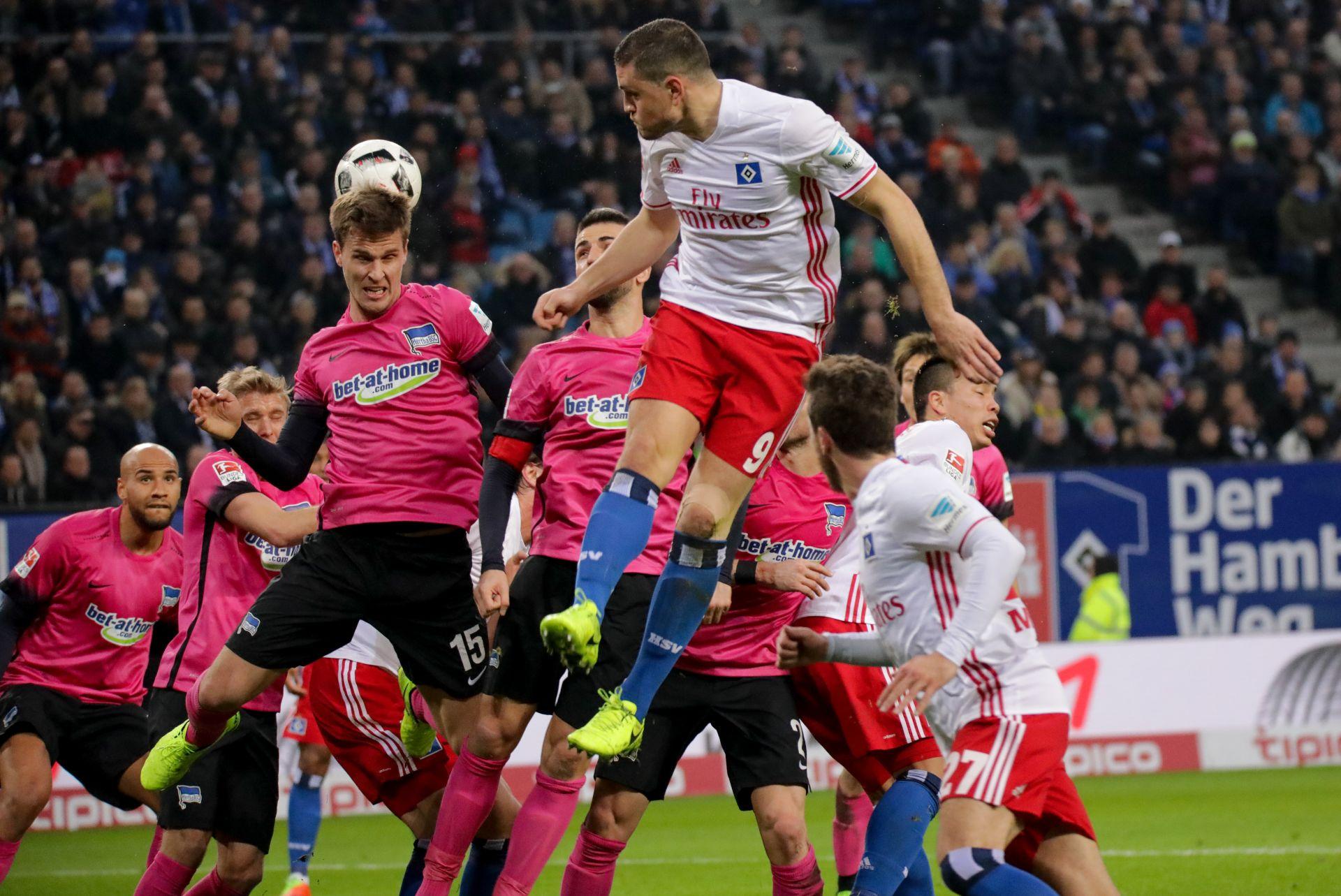 Hamburger – Hertha 1-0