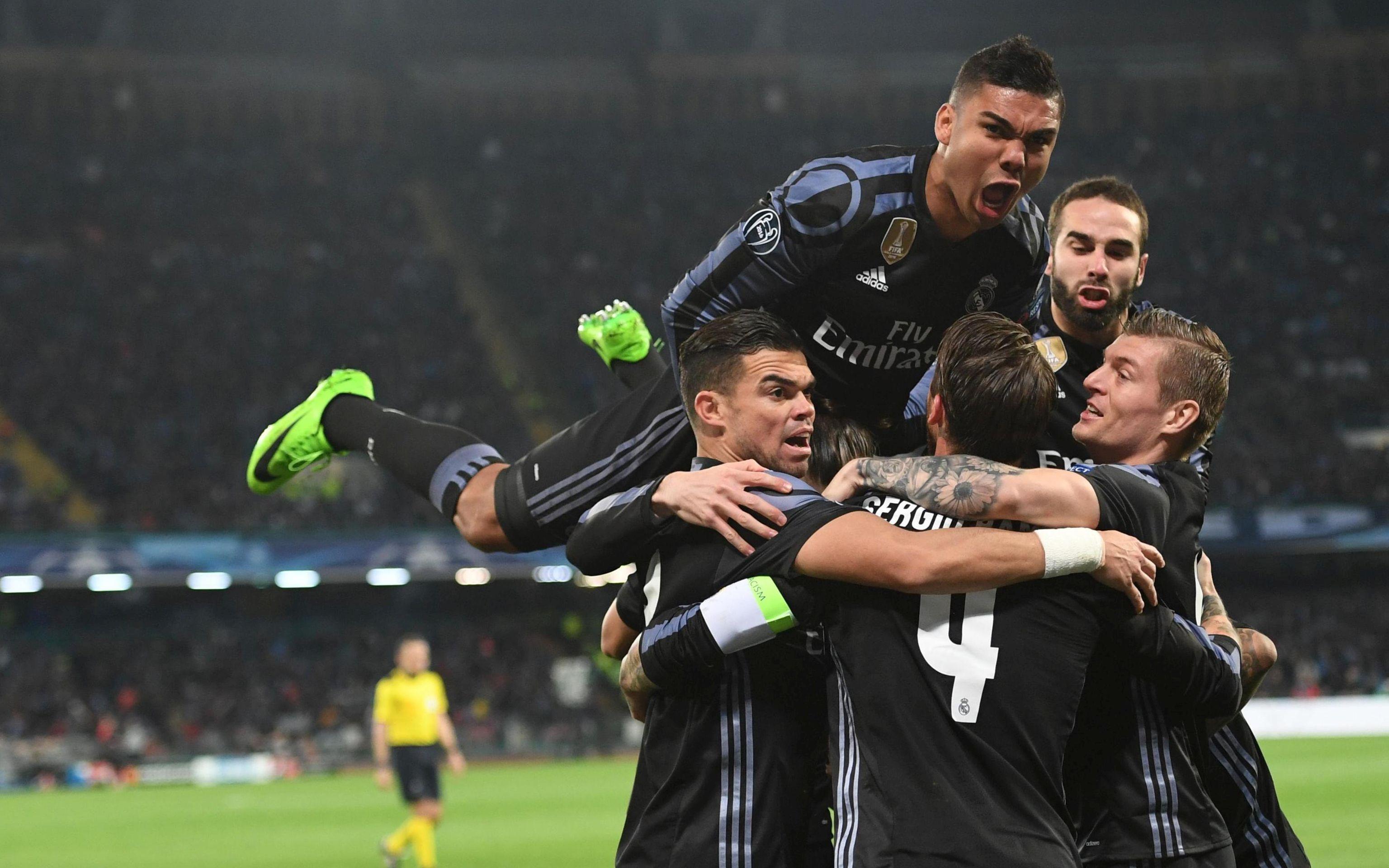 LP – Real Madrid slavio u Napulju
