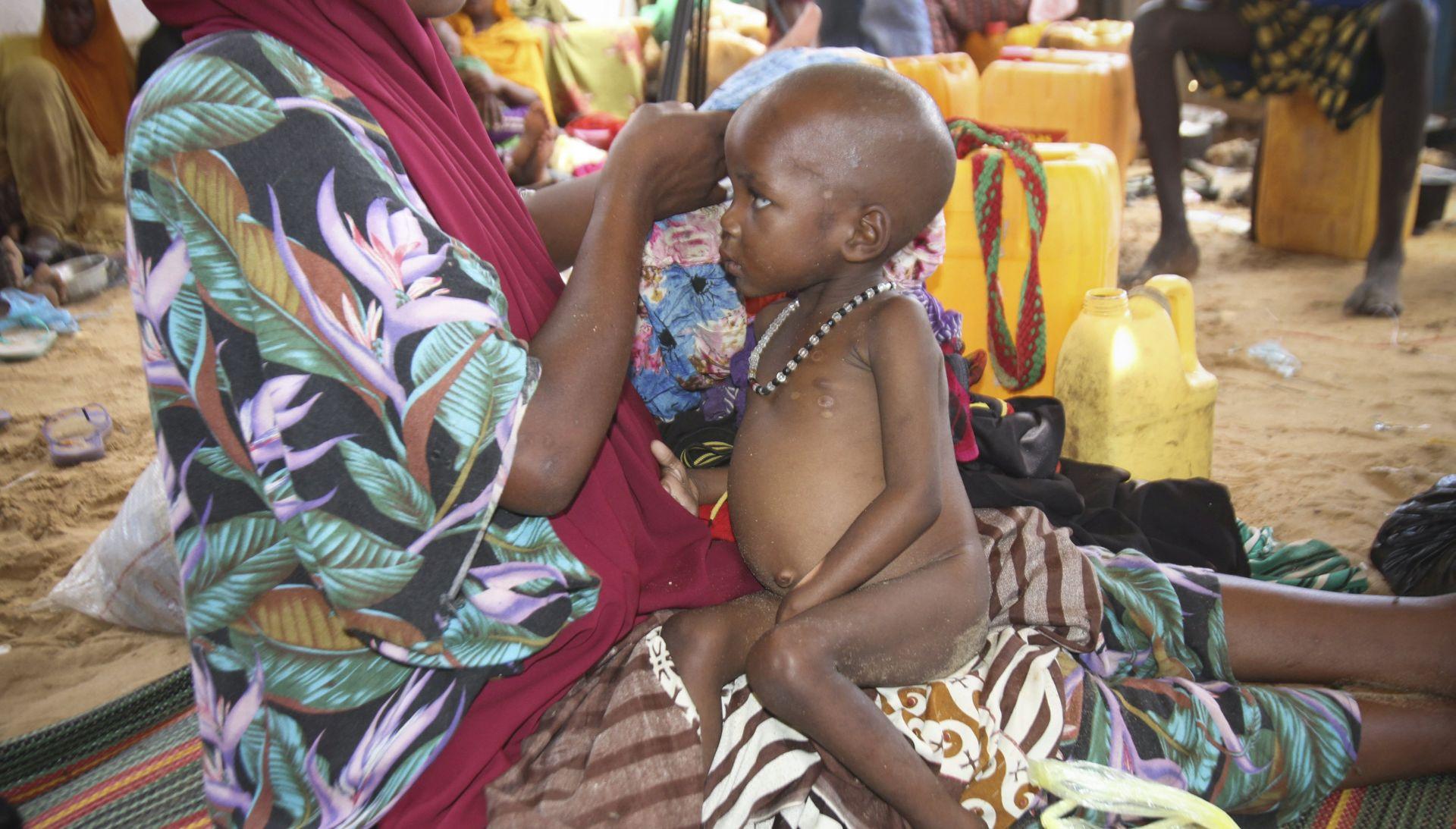 SOMALIJA U posljednjih 36 sati od gladi umrlo najmanje 26 osoba