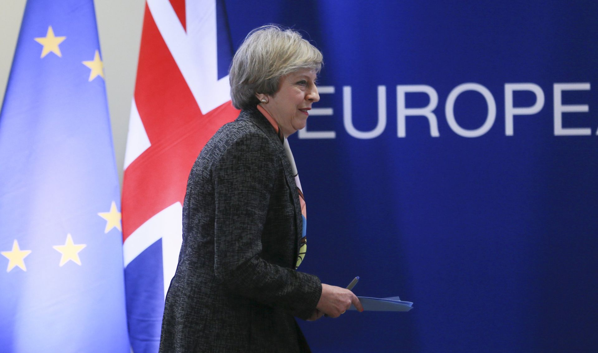 Britanska vlada poziva parlament da usvoji zakon o Brexitu bez izmjena