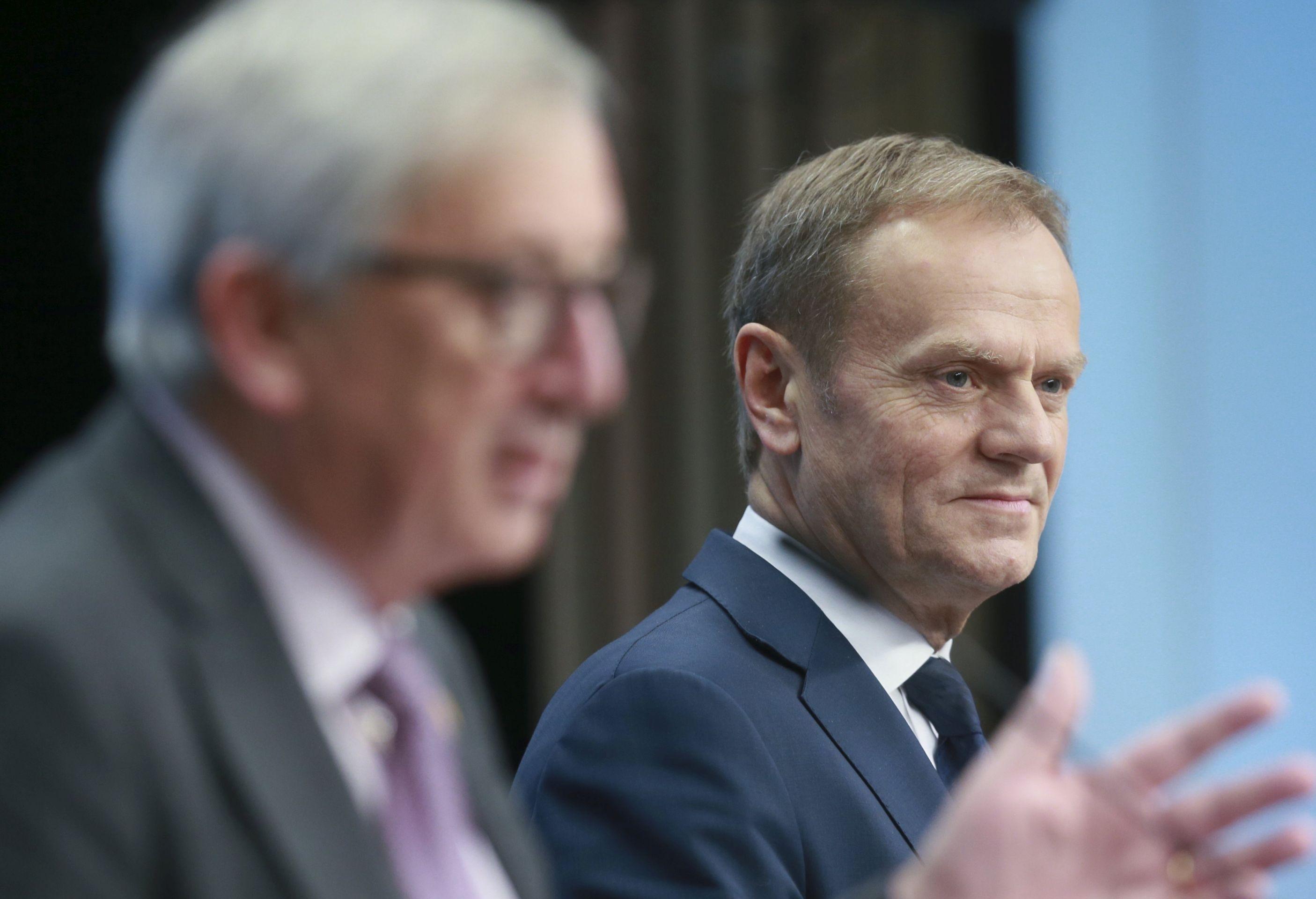 """TUSK i JUNCKER """"EU podržava udar na snage sirijskog režima"""""""