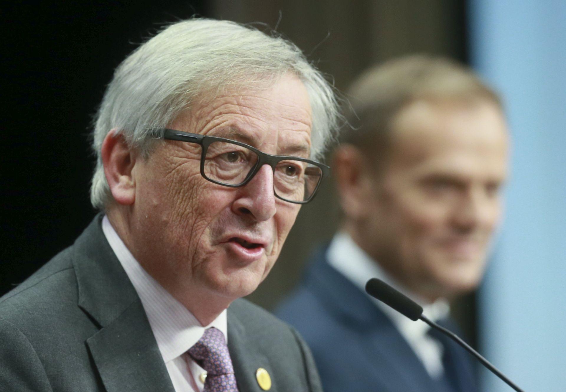 Juncker upozorava na opasnost trgovinskog rata između SAD-a i EU-a