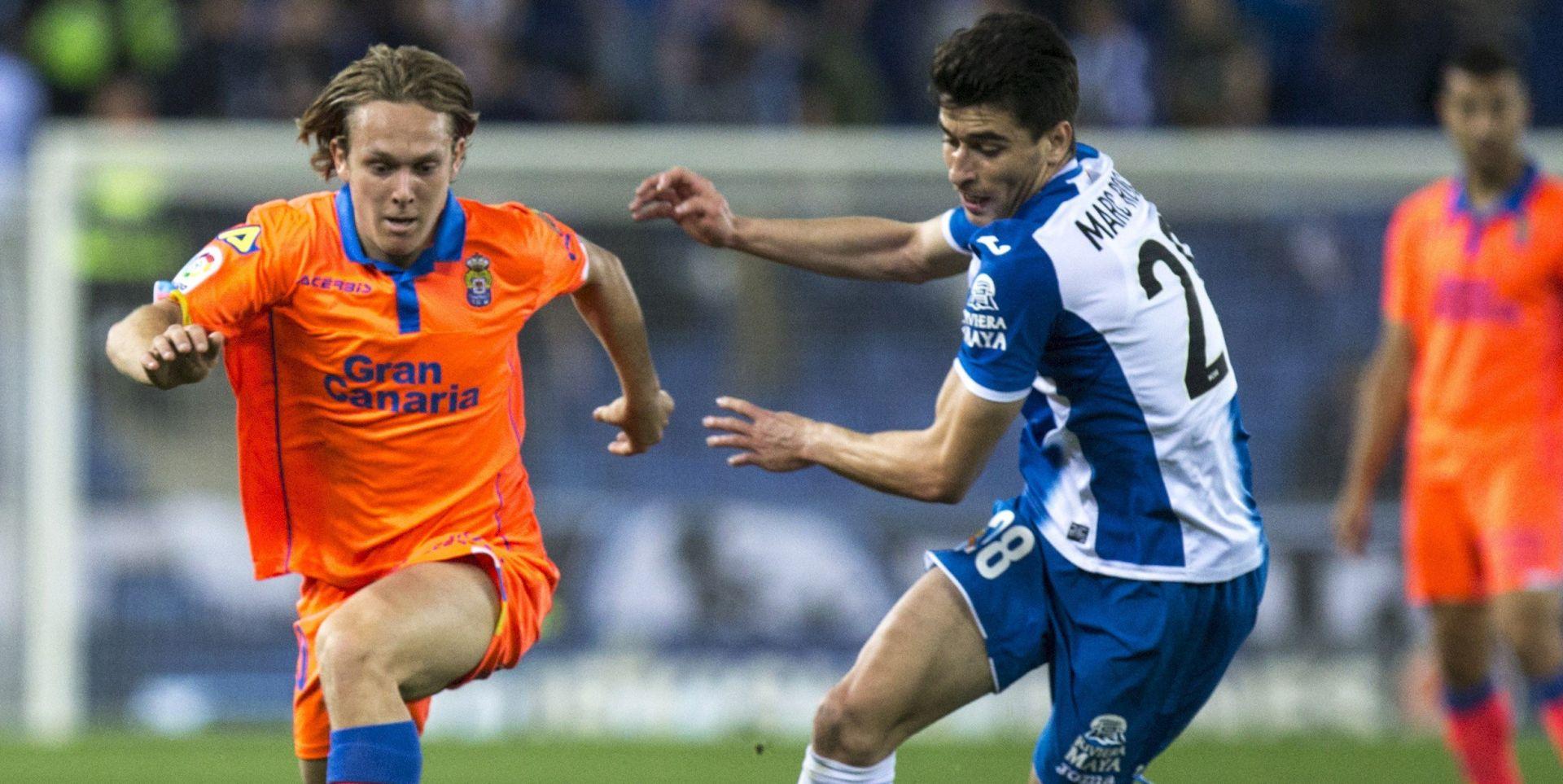 PRIMERA Poraz Las Palmasa od Espanyola, Halilović asistirao