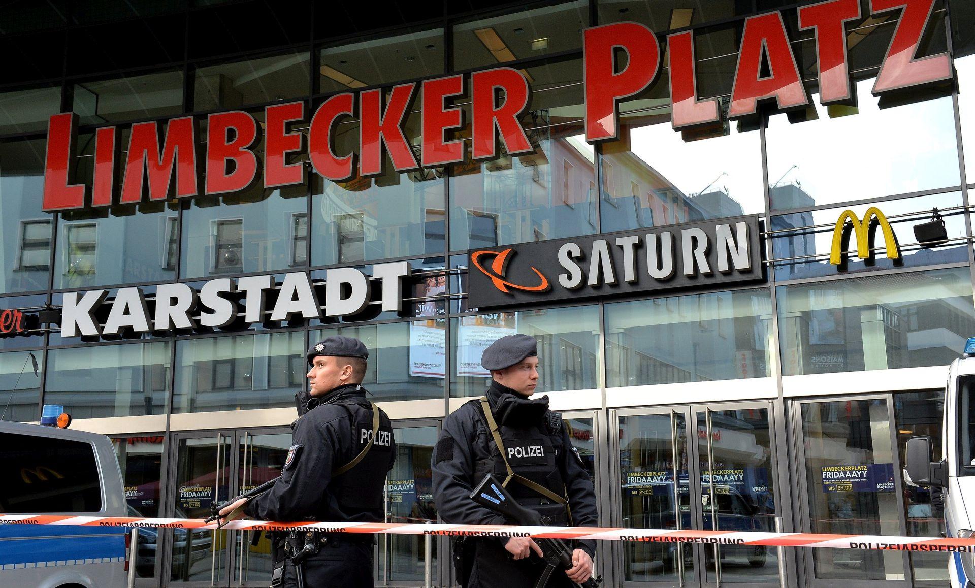 Iza planiranog napada u Essenu stajala trojica bombaša samoubojica